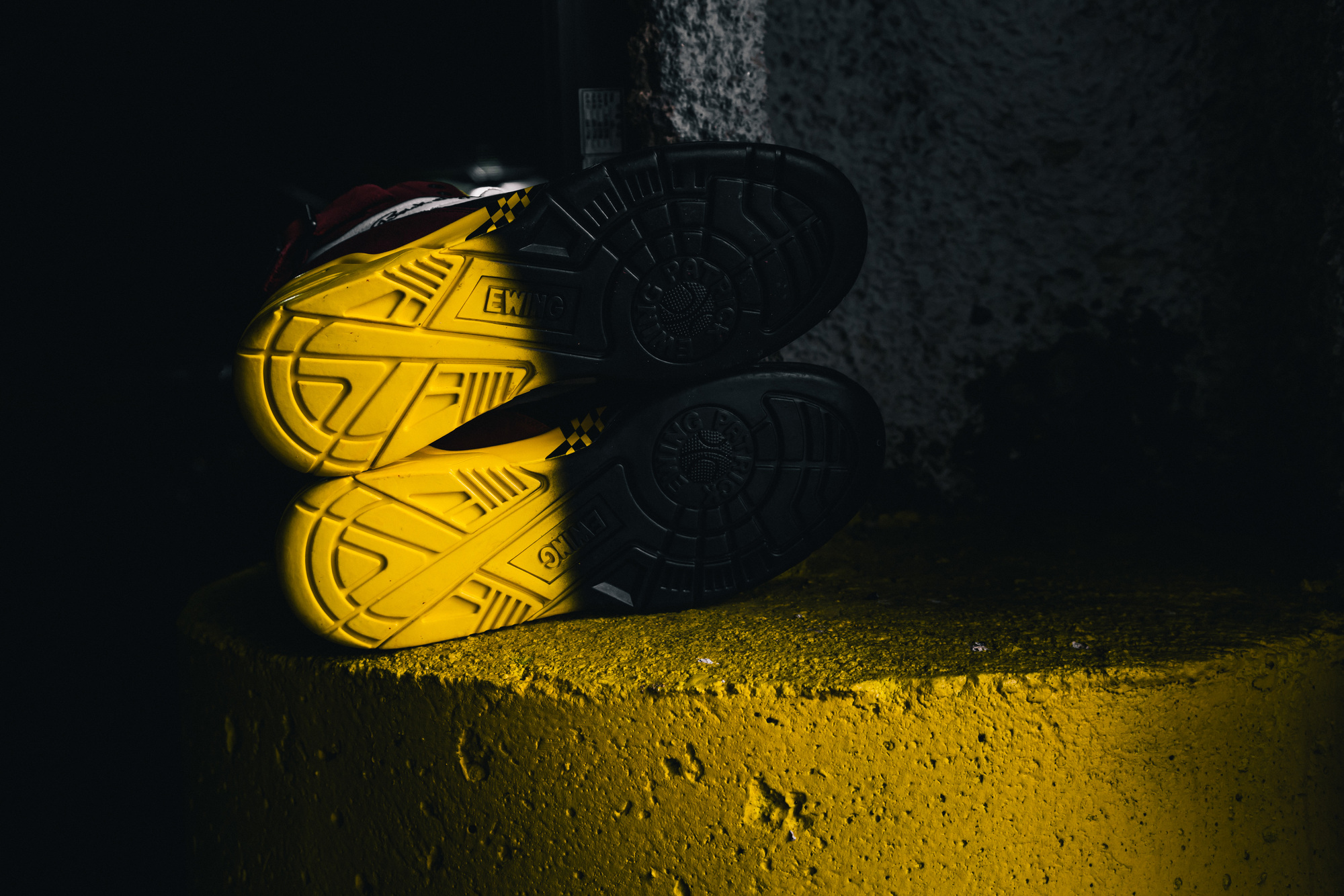 snoop the wire sneaker ewing 33 hi 4
