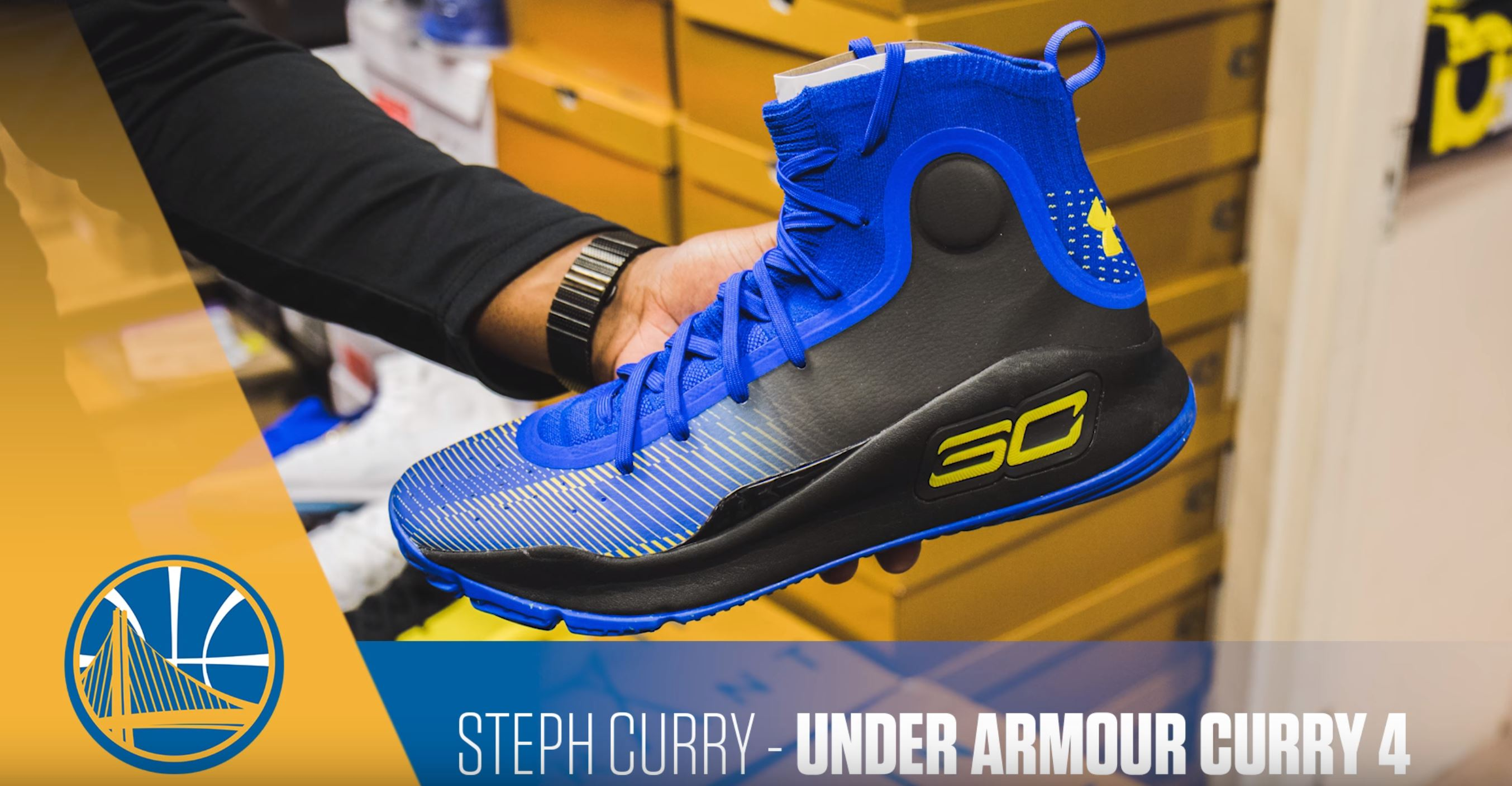 stephen curry 4 PE 1