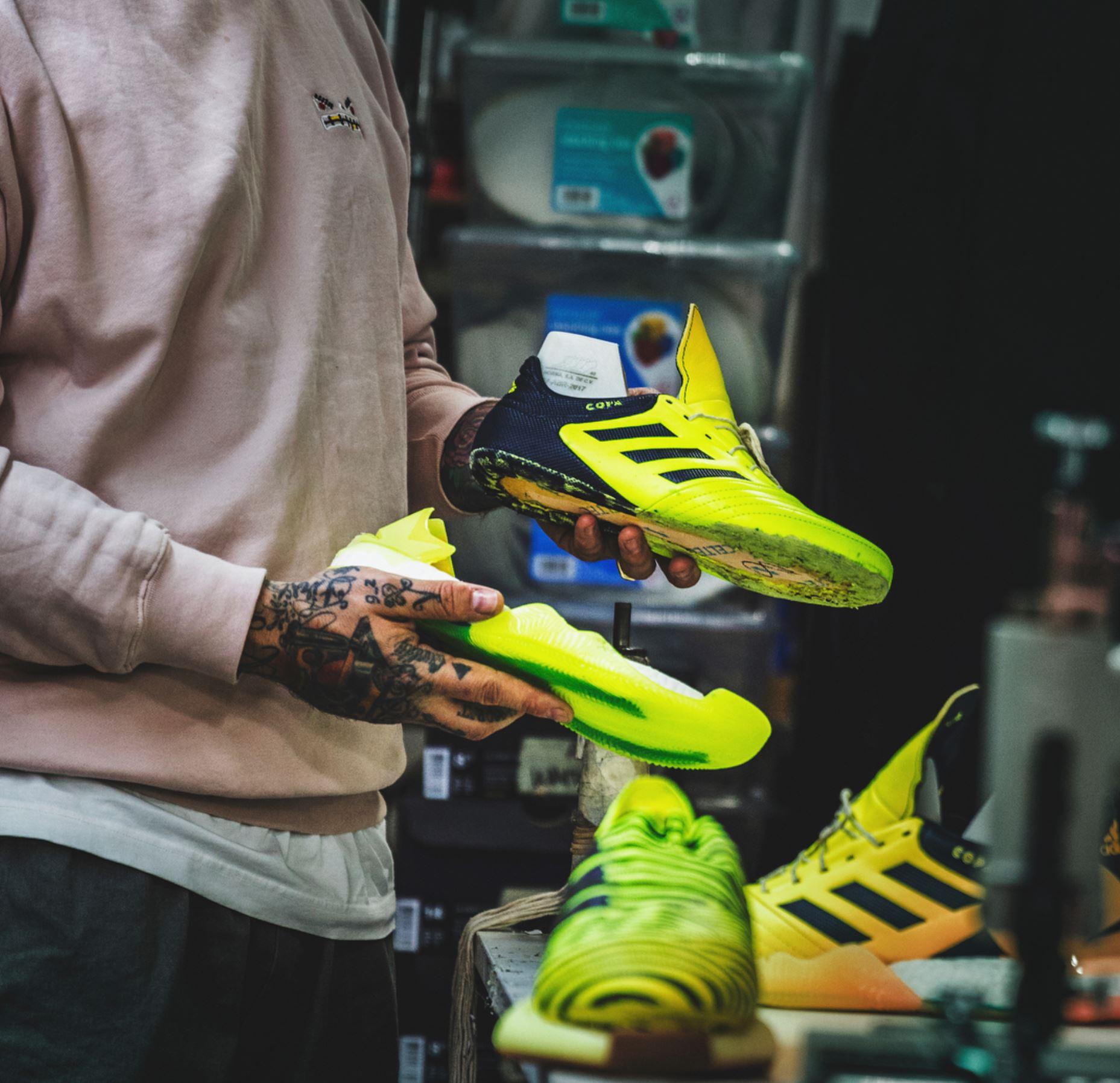 the shoe surgeon adidas copa 2.0 electricity