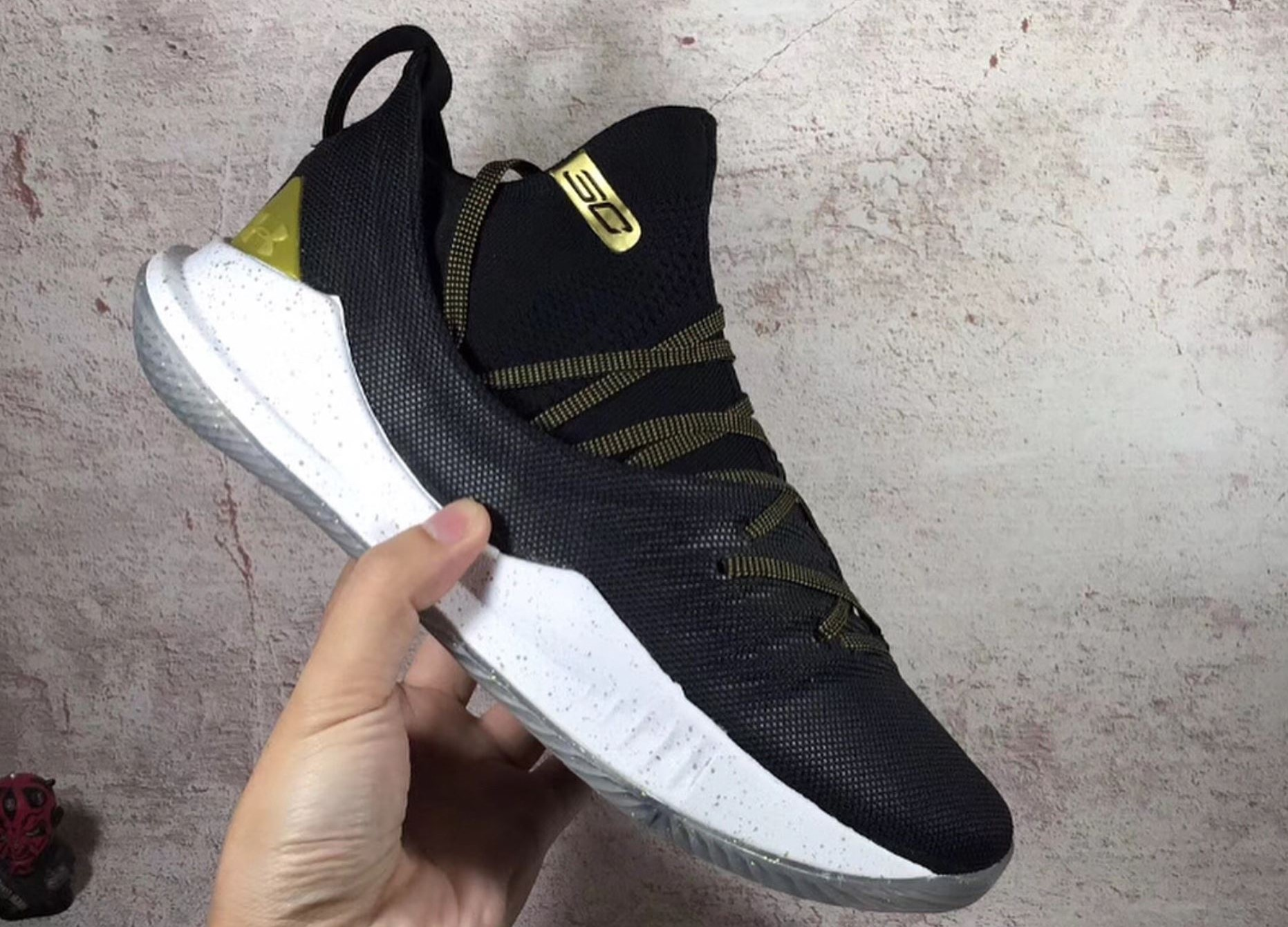 under armour curry 5 gold pack