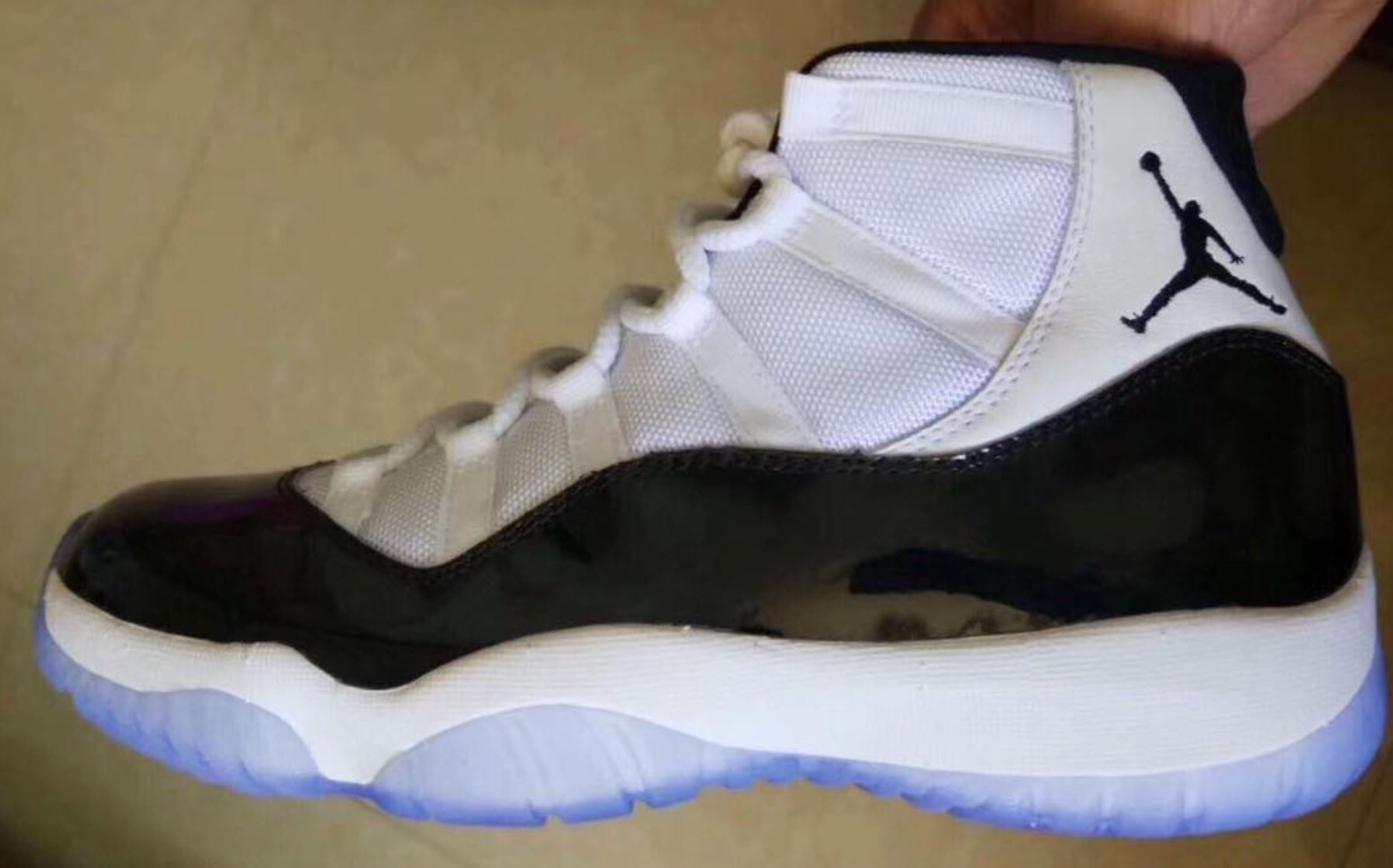 huge discount 350a2 acc13 Another Look at the 2018 Air Jordan 11 'Concord' - WearTesters