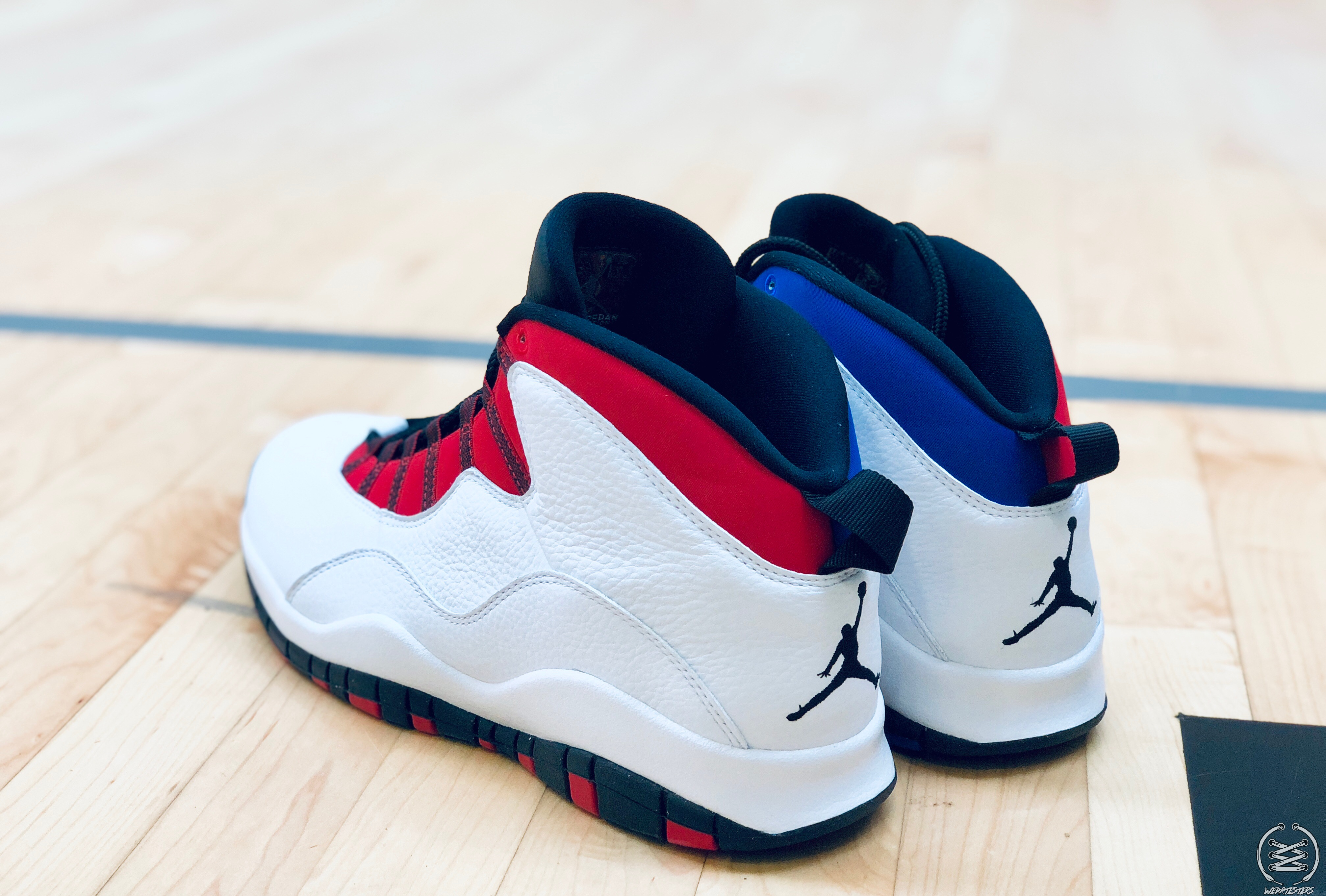 Air Jordan 10 class of 2006 russell westbrook