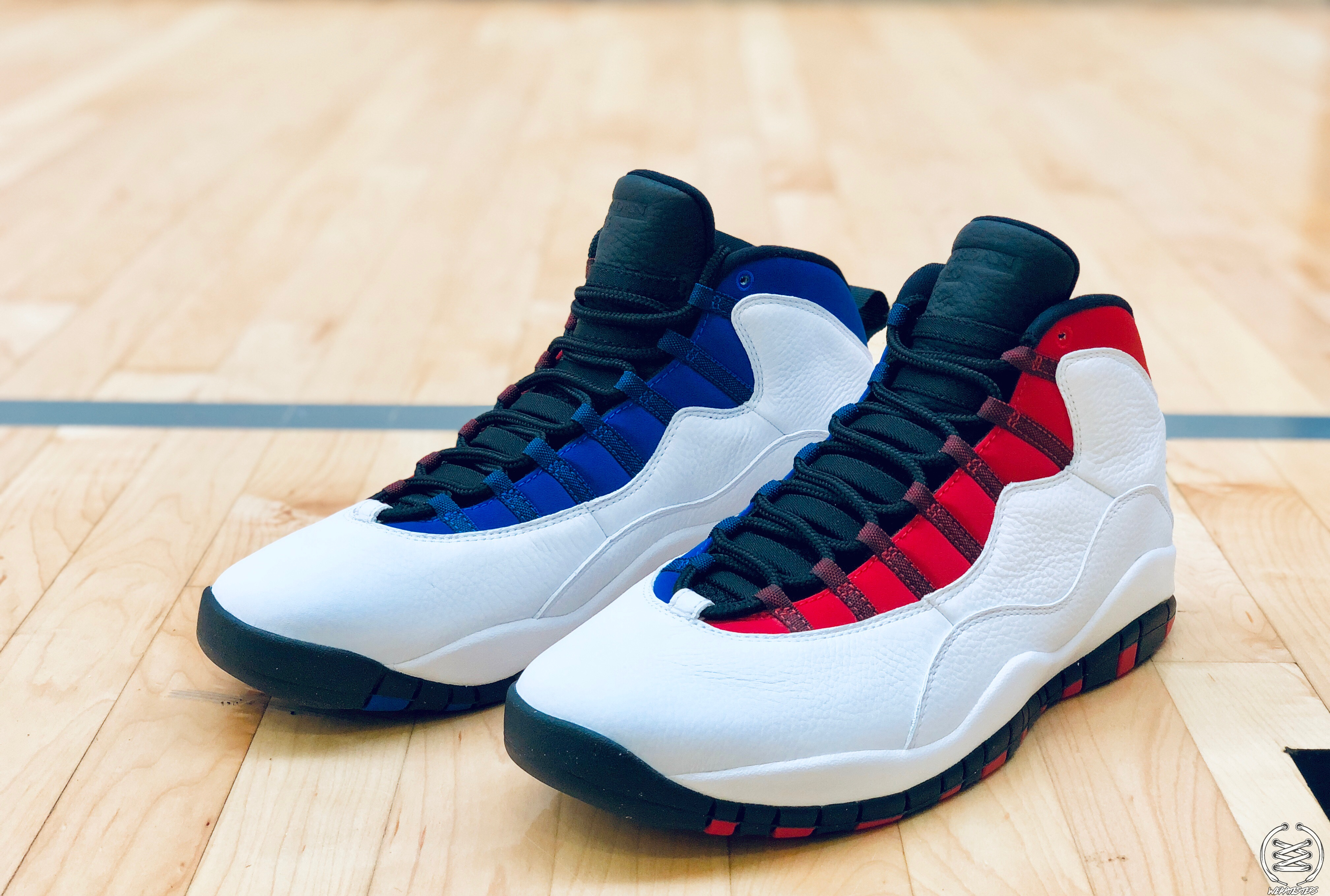 Air Jordan 10 class of 2006 2