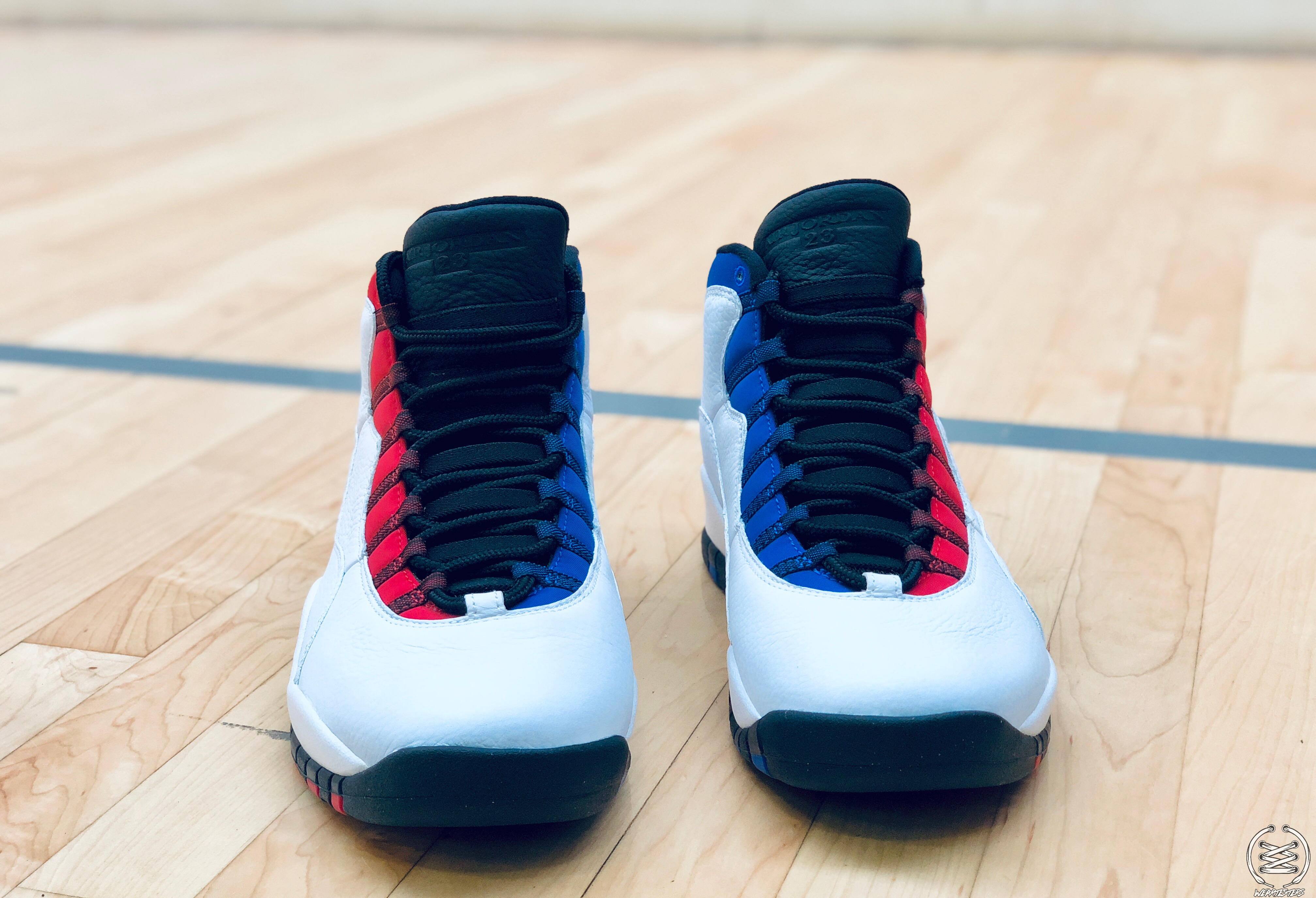 Air Jordan 10 class of 2006 3