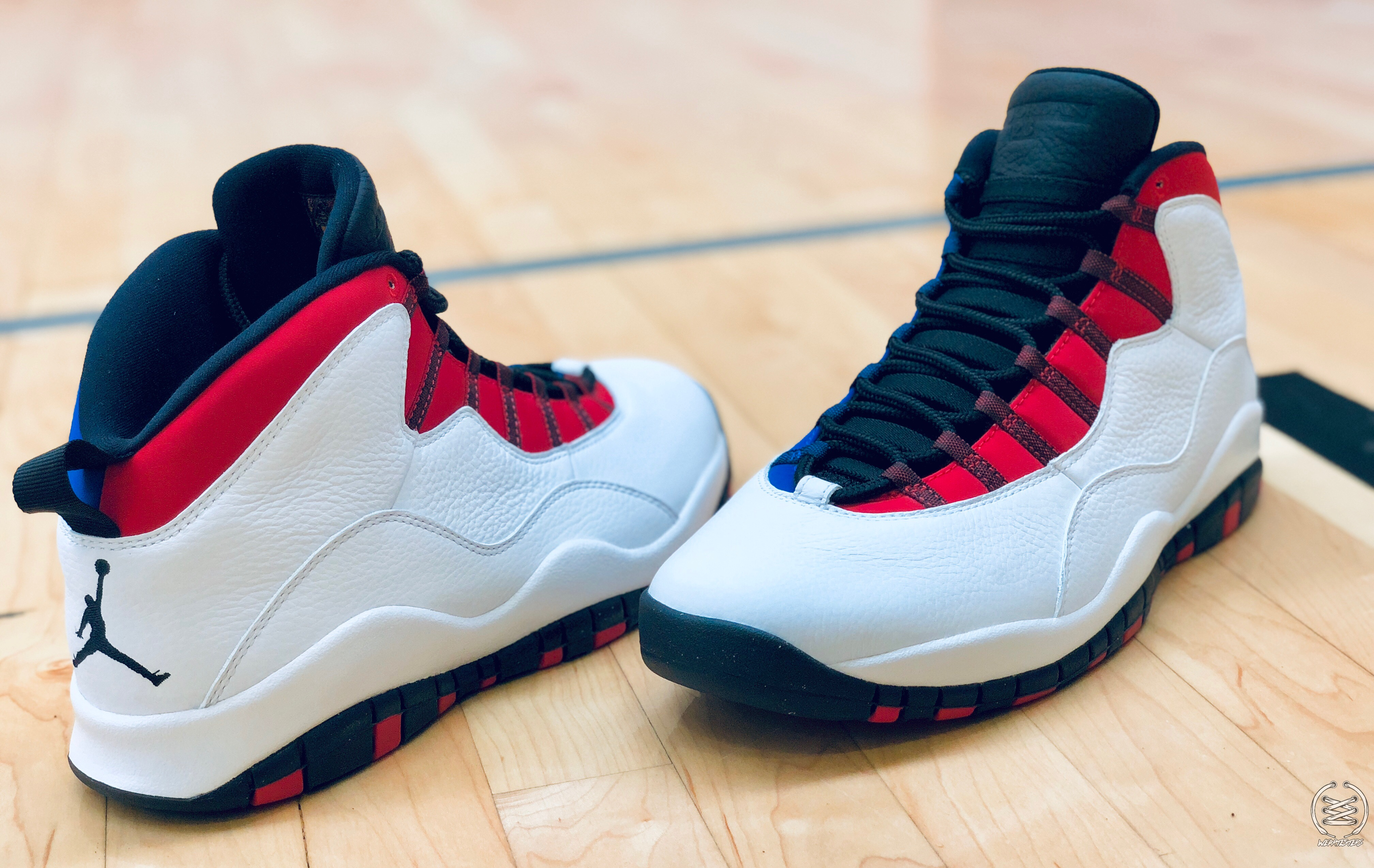 Air Jordan 10 class of 2006 8