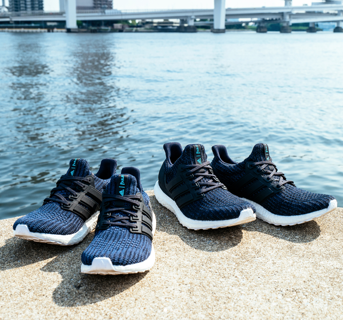 Adidas Introduces Ultra Boost 4.0 Parley in Deep Ocean Blue1