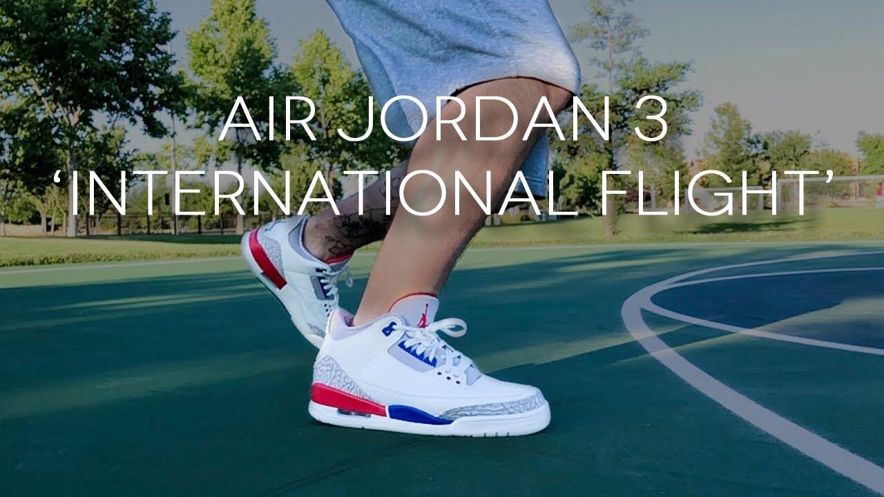Air-Jordan-3-International-Flight-Detailed-Look-and-Review