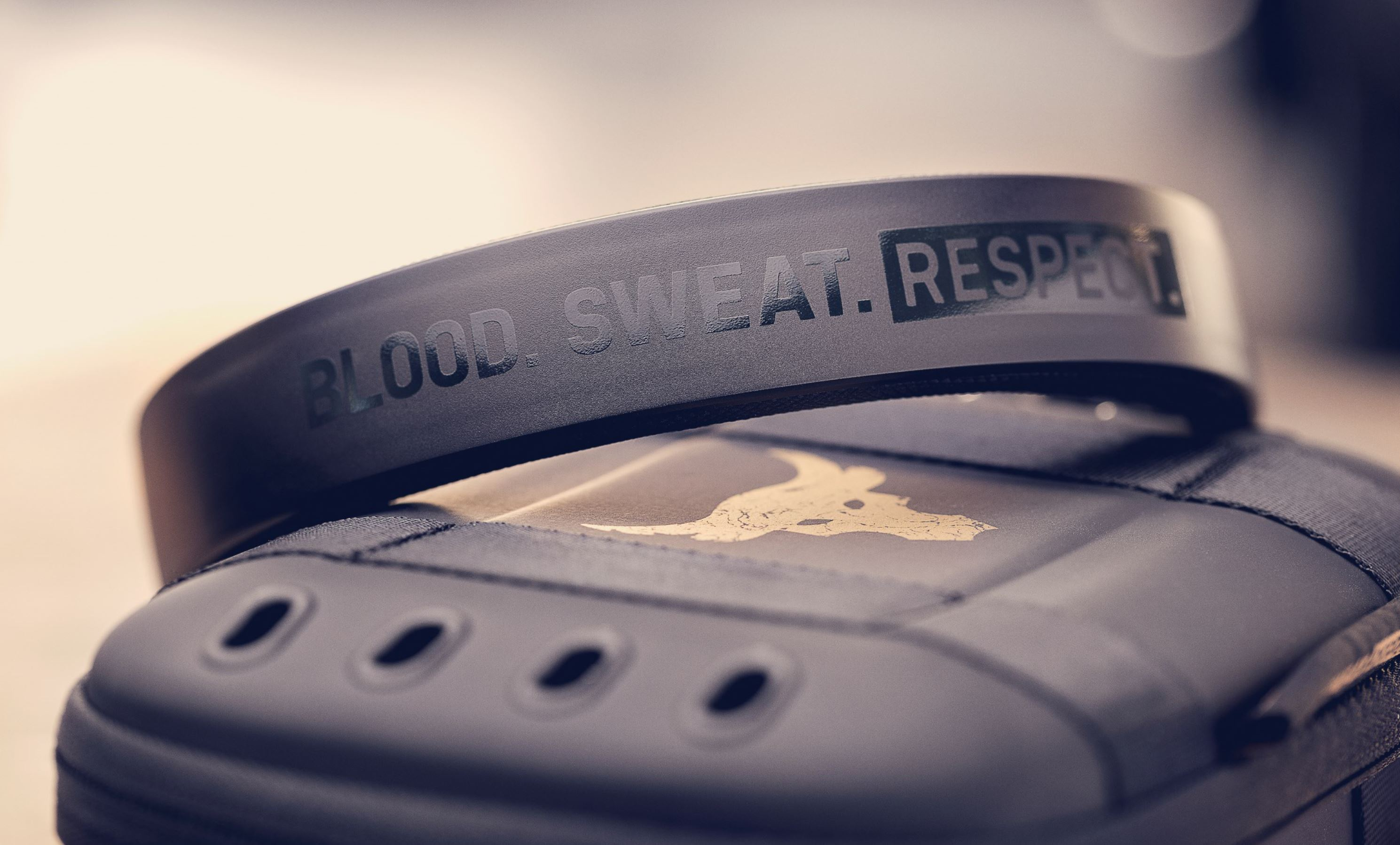 JBL UA Sport Wireless cuptrain Headphones project rock dwayne johnson 3