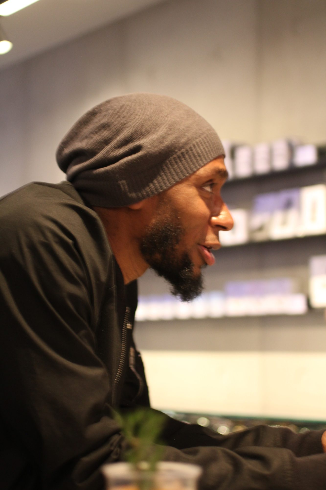 Joshua Vides DC Shoes nous after party yasiin bey mos def