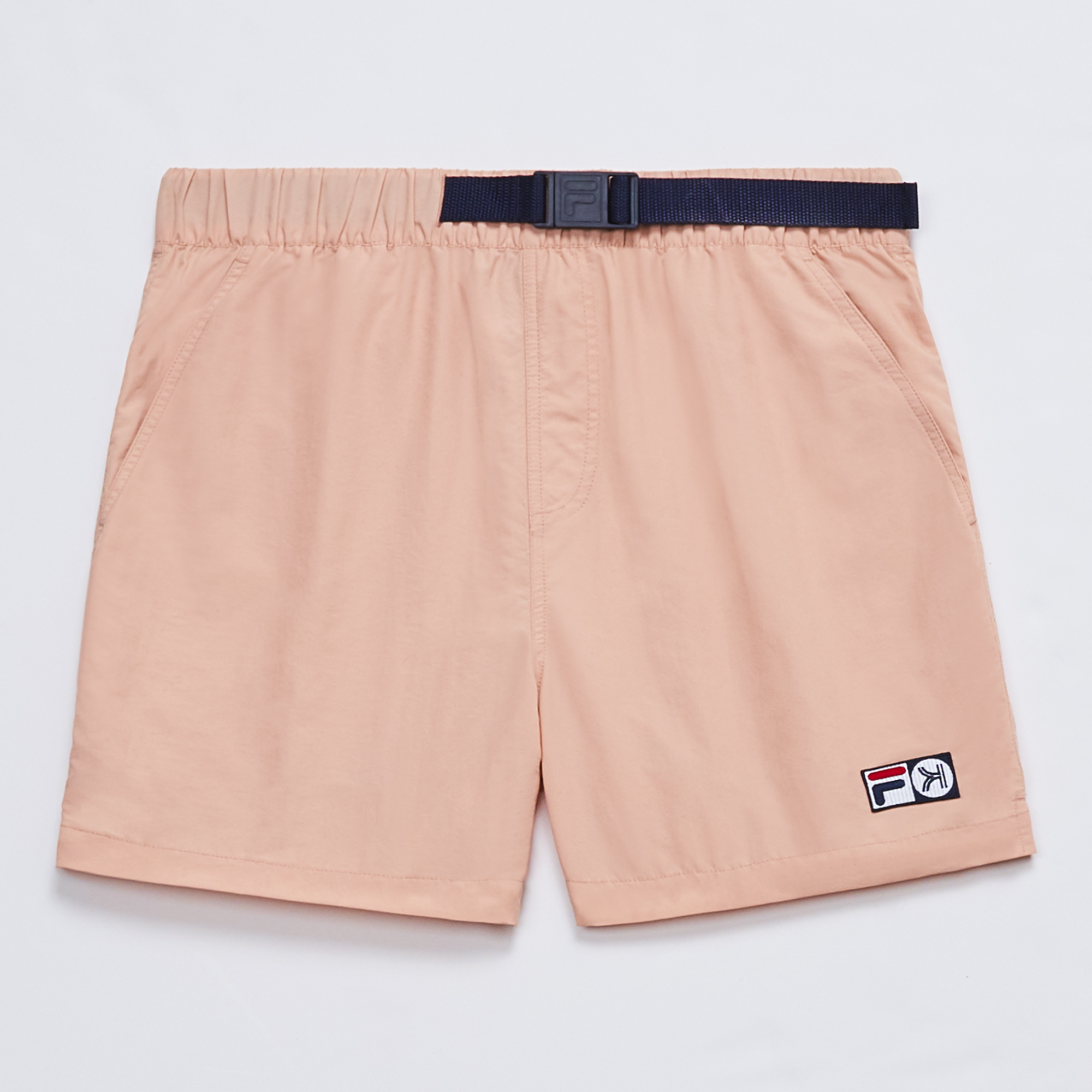 Kinfolk Fila running short evening sand