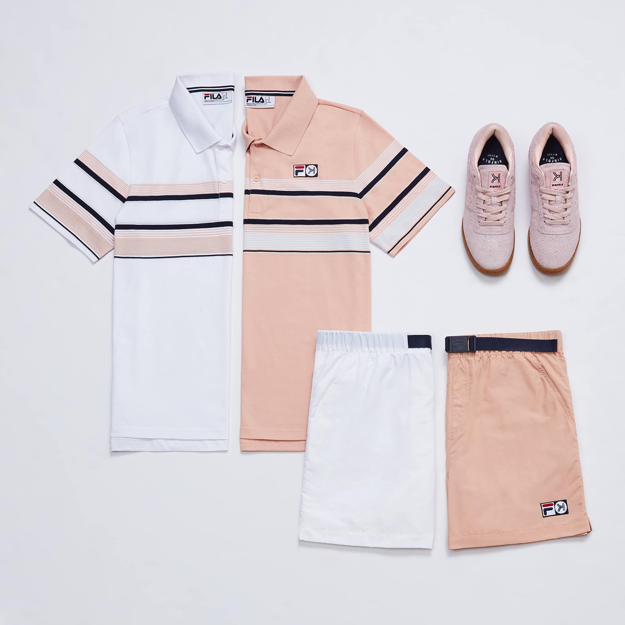 Kinfolk x Fila capsule collection