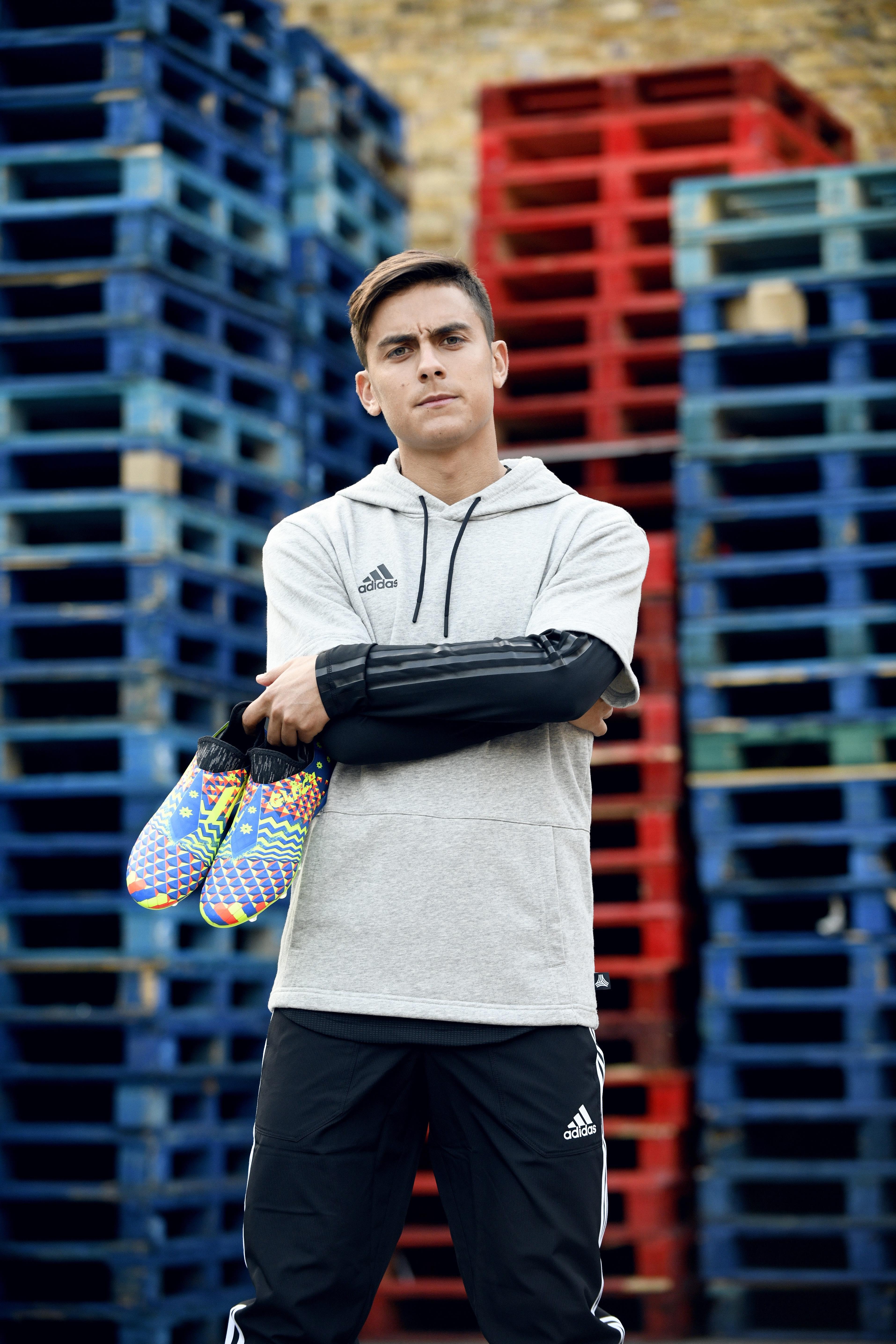 Paulo Dybala Adidas 2