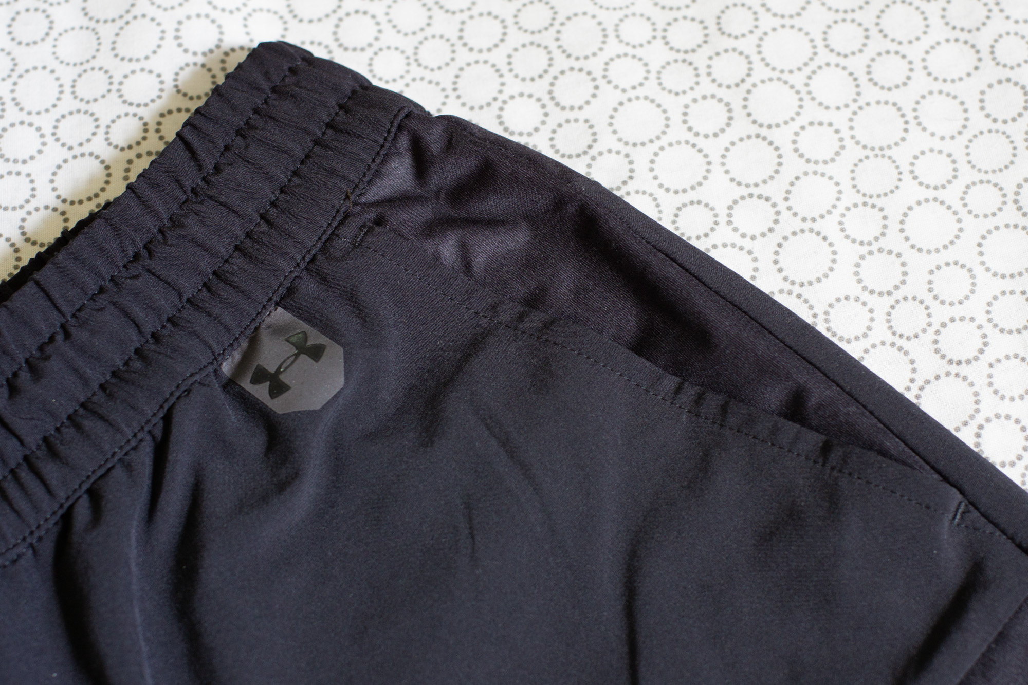 UA Unstoppable Gore Windstopper Pant waist