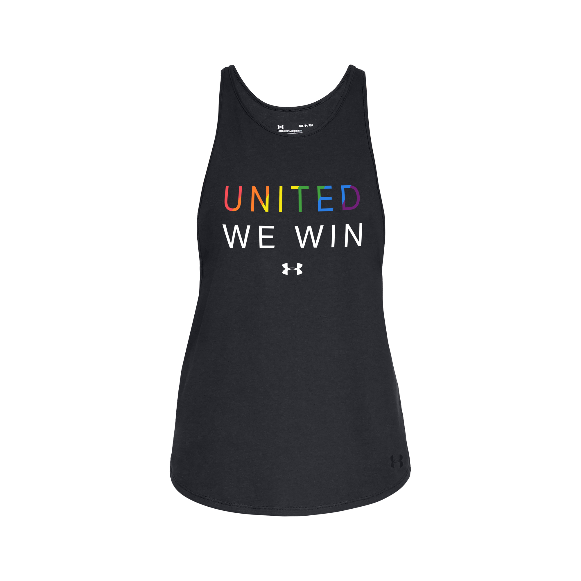 Under Armour pride collection tank