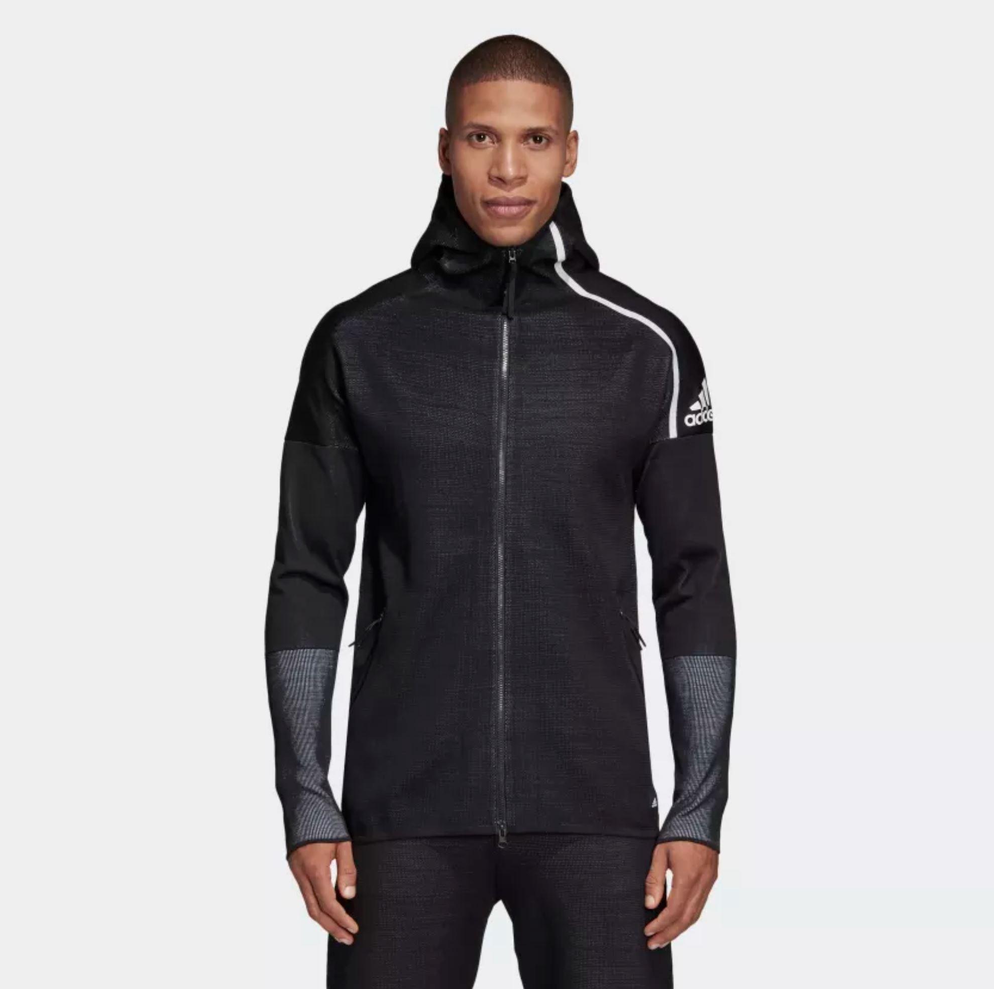 adidas ZNE hoodie parley black