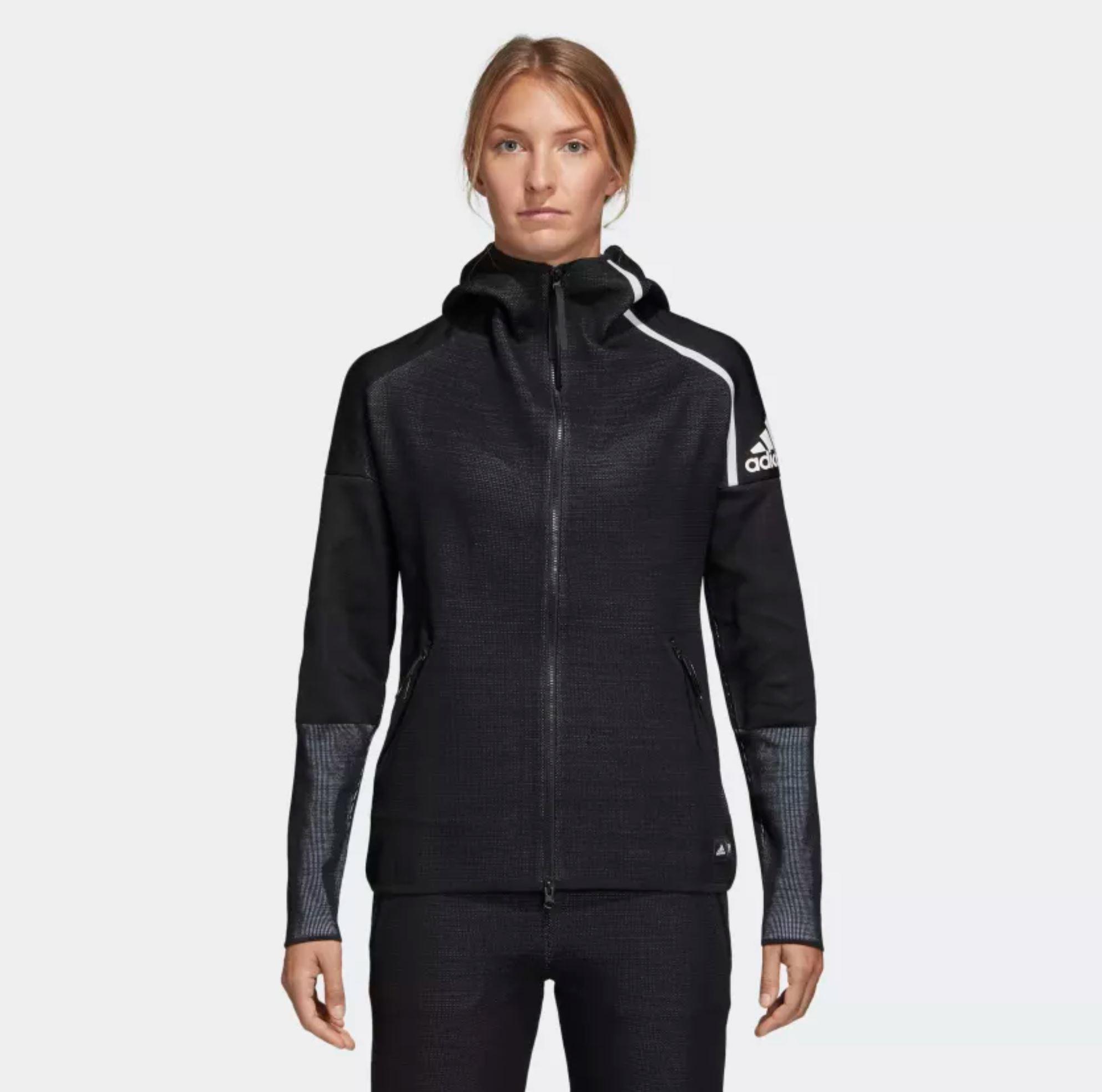 adidas ZNE hoodie parley womens