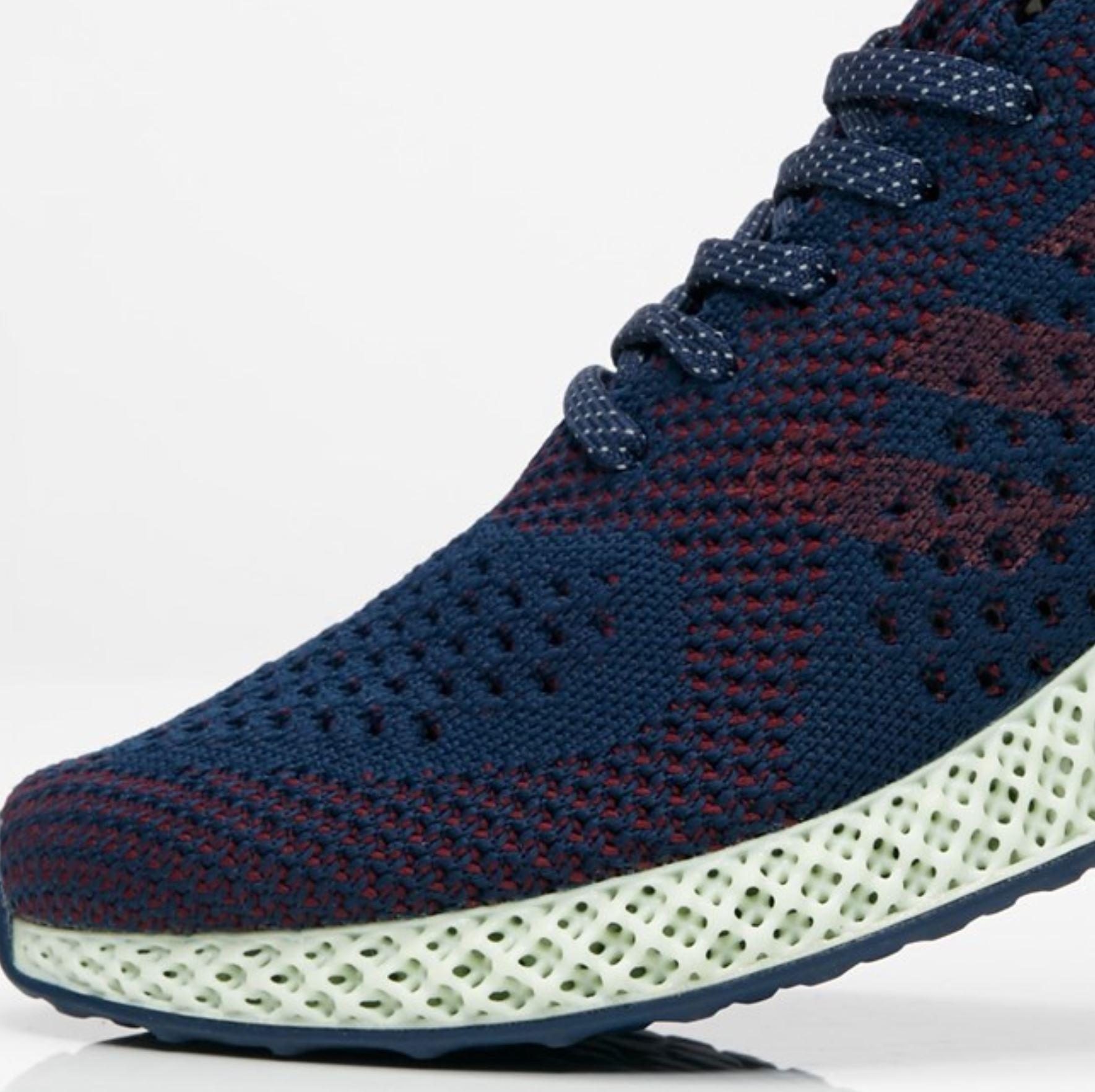 adidas consortium 4D sneakersnstuff toe