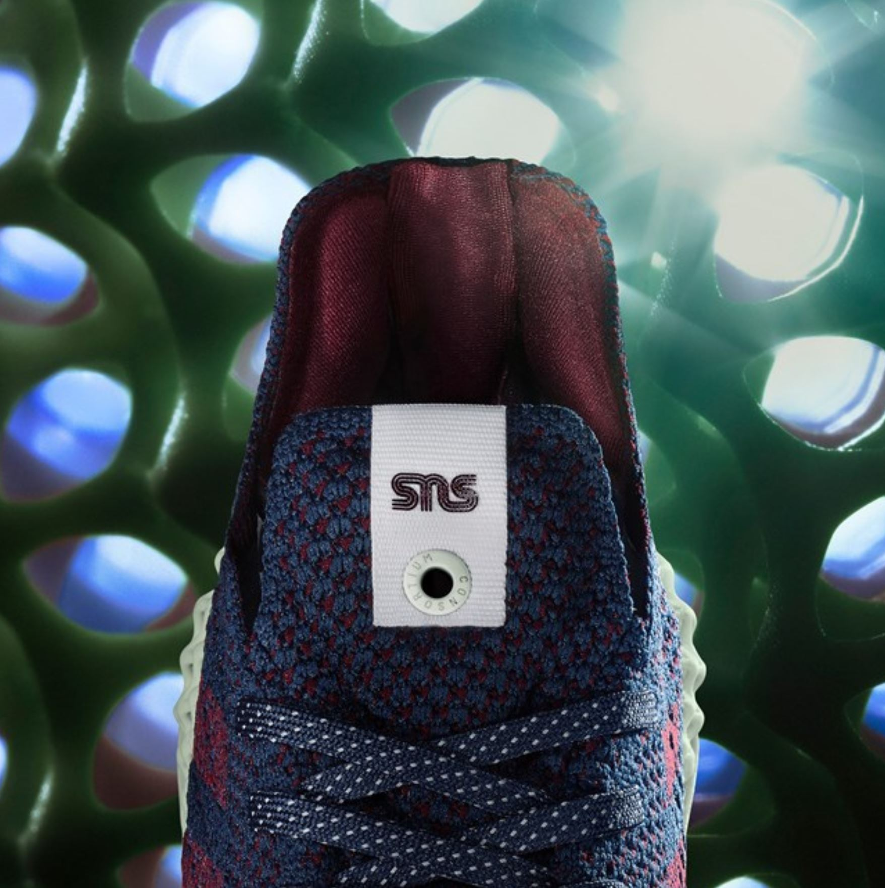 adidas consortium 4D sneakersnstuff