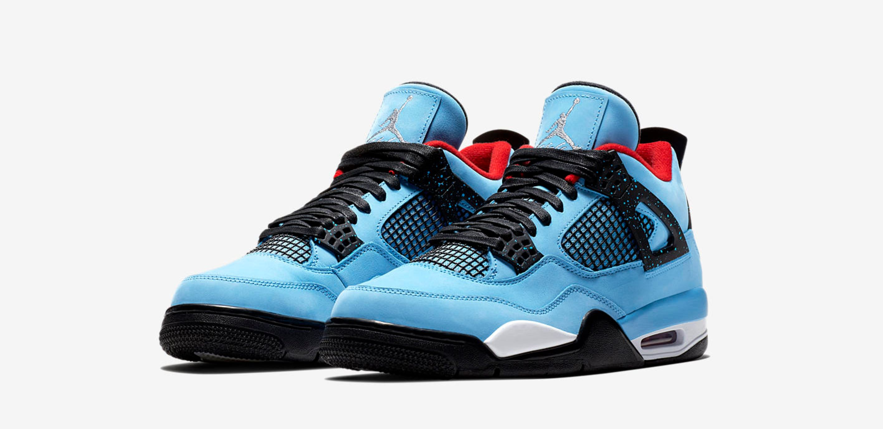 air jordan 4 travis scott release date 1