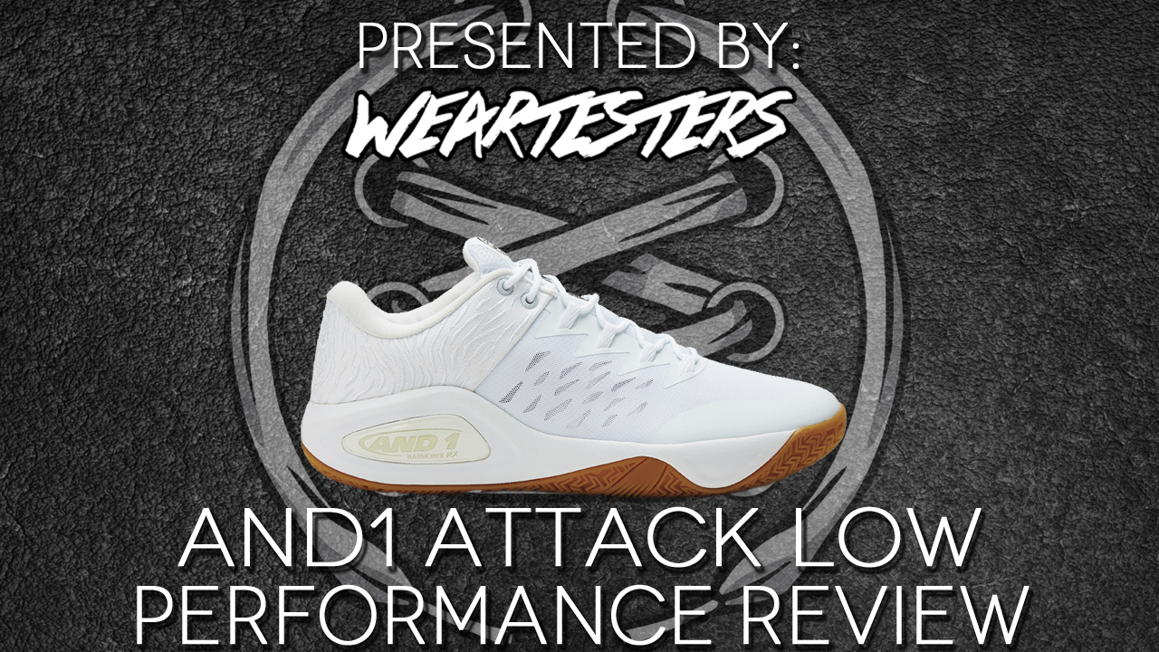 and1 attack low performance review