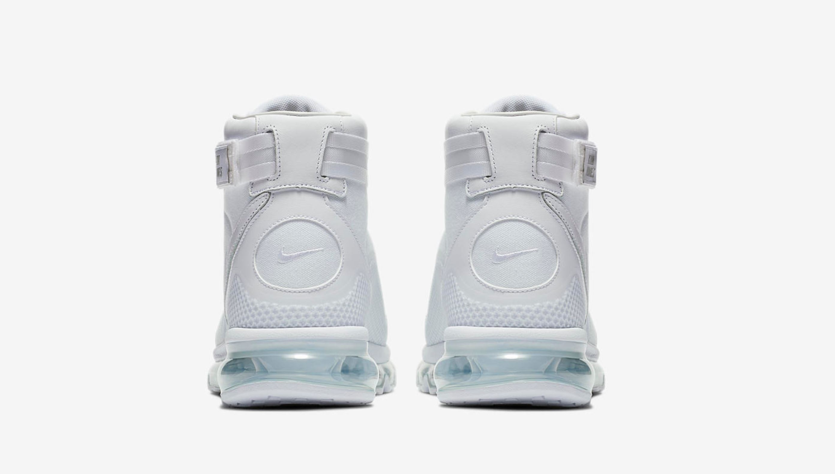 kim jones air max 360 high KJ white release date