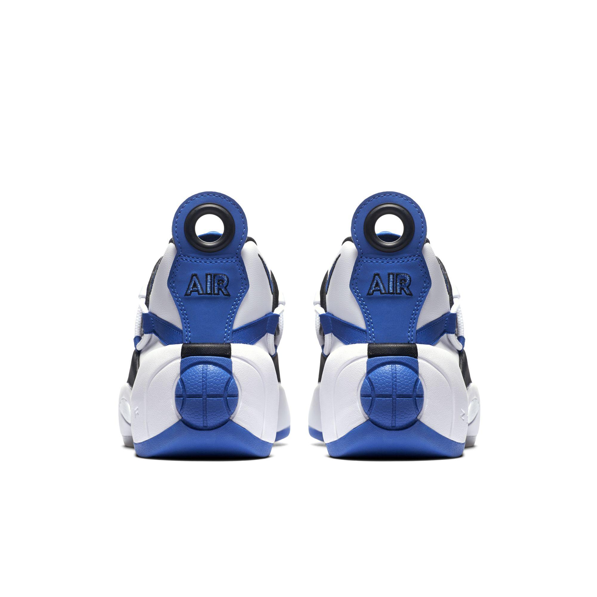 nike air swoopes 2 heel