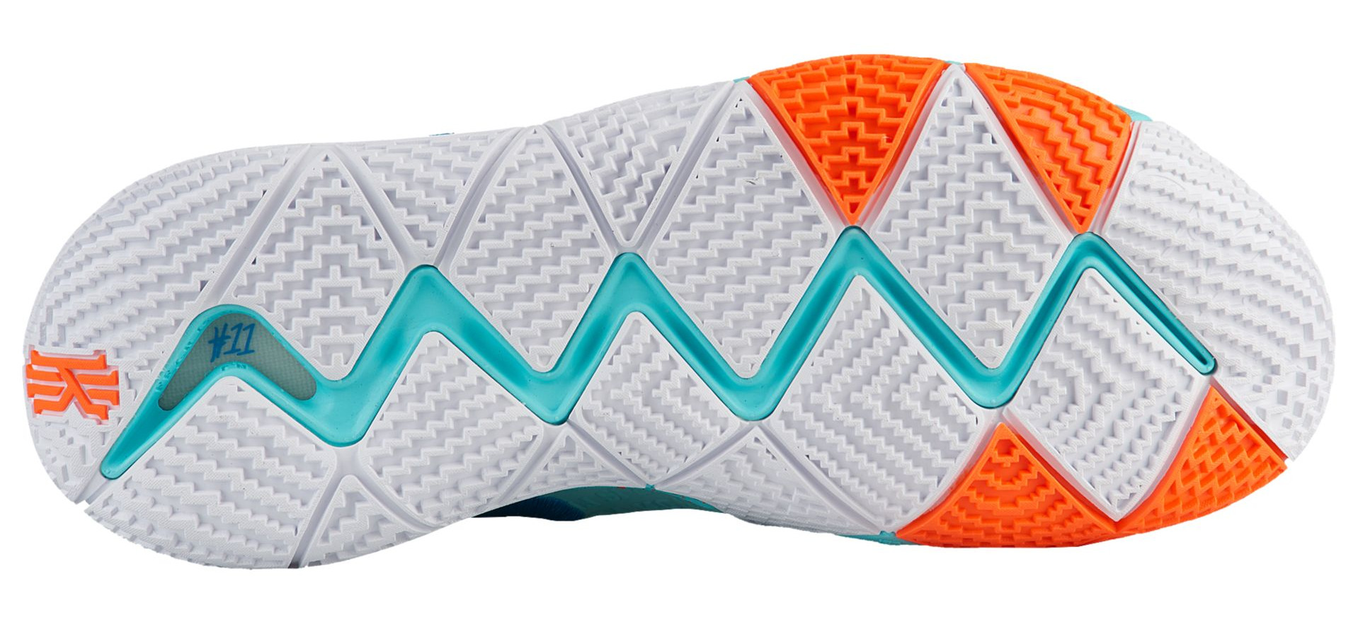 nike kyrie 4 power is female outsole