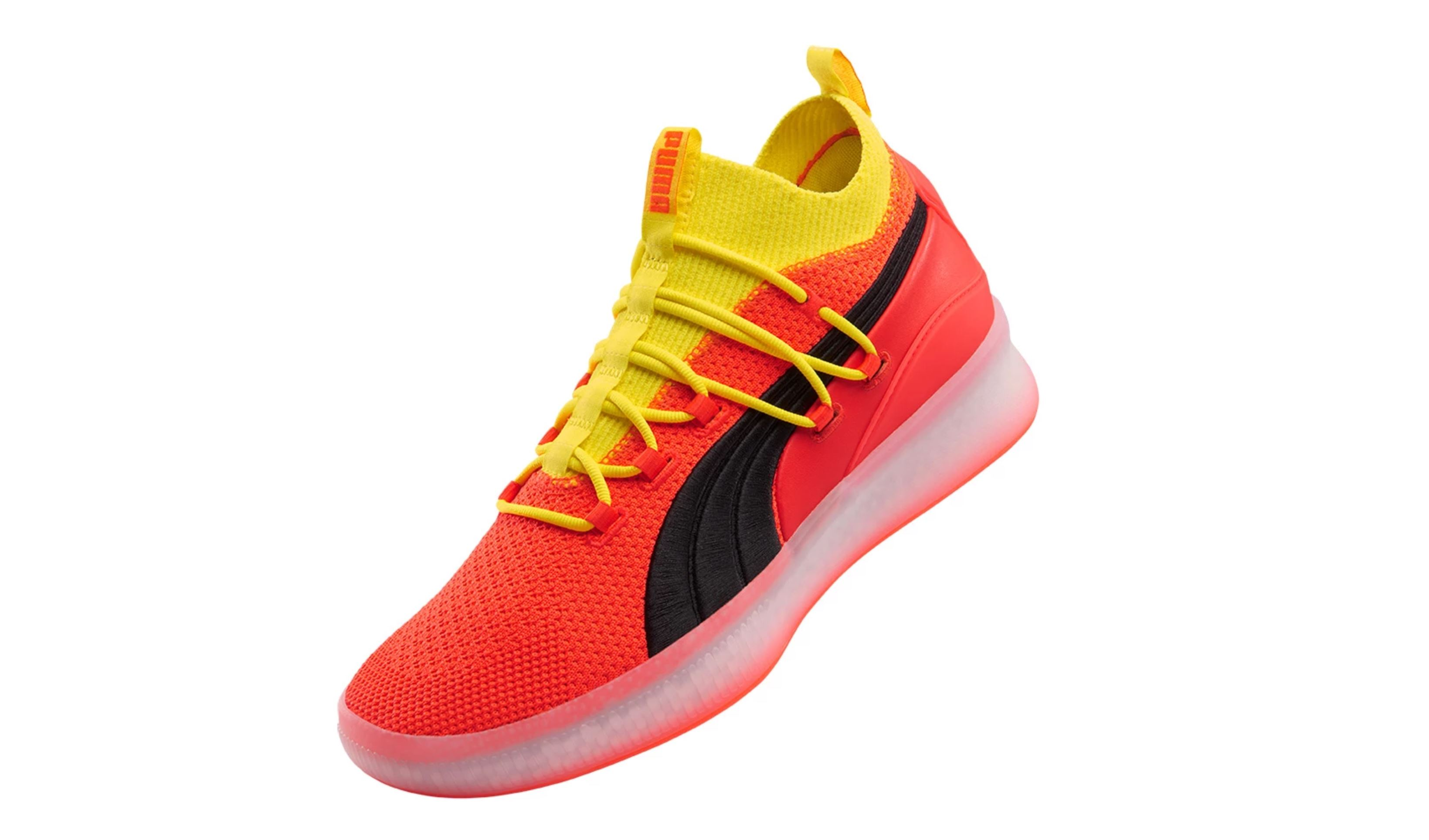 new concept 1a297 986dd Puma Re-enters Basketball Market with the Clyde Court ...
