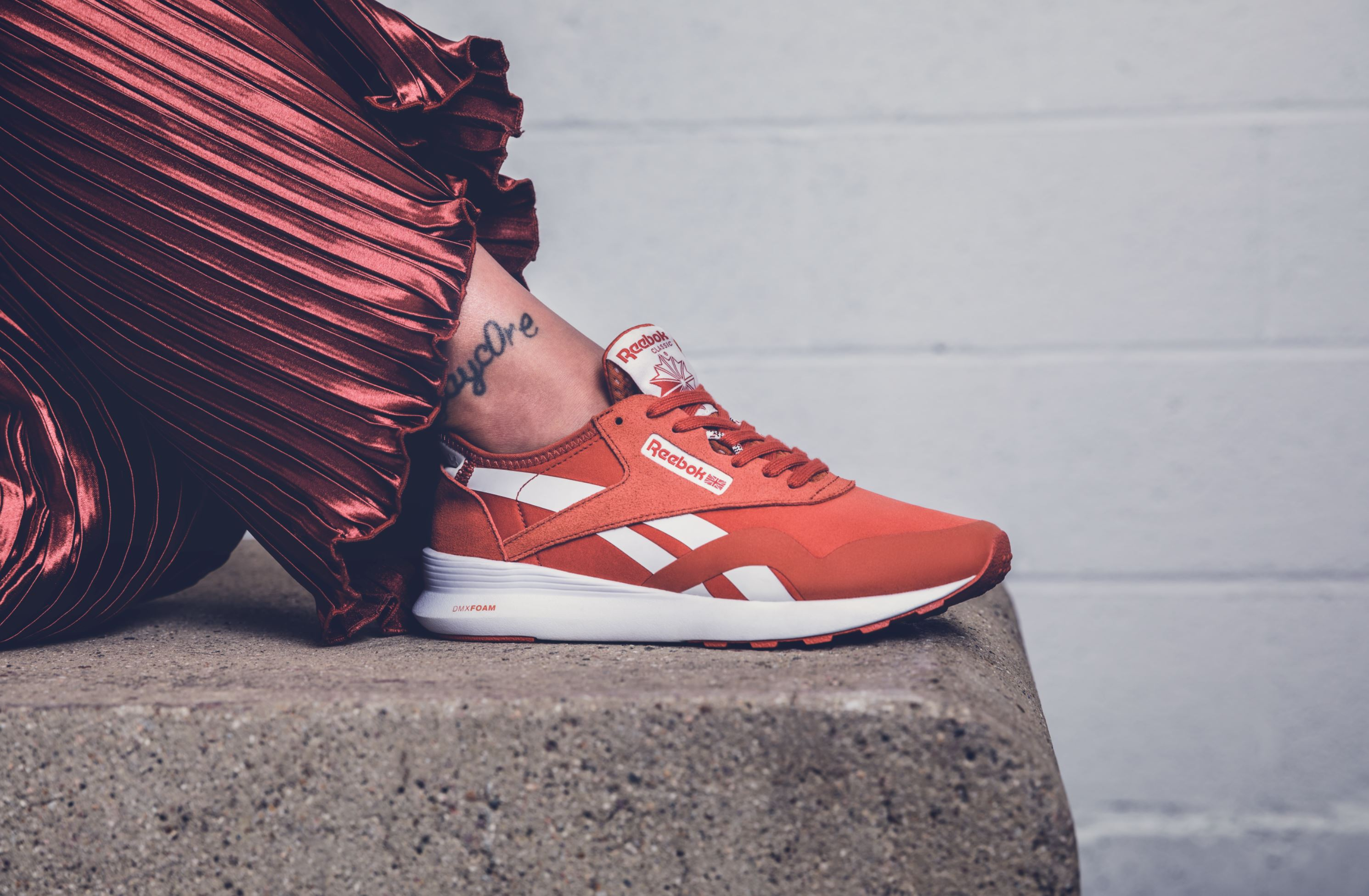 Reebok Launches the Classic Leather Nylon SP with Tattoo