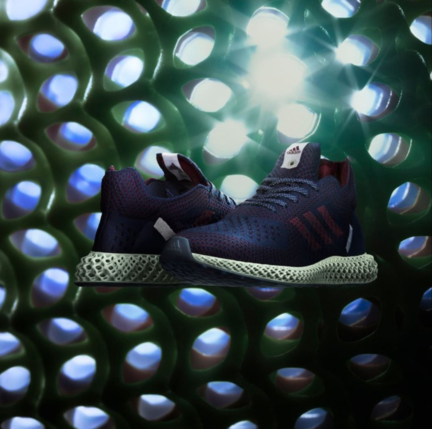 sneakersnstuff adidas consortium4D collaboration
