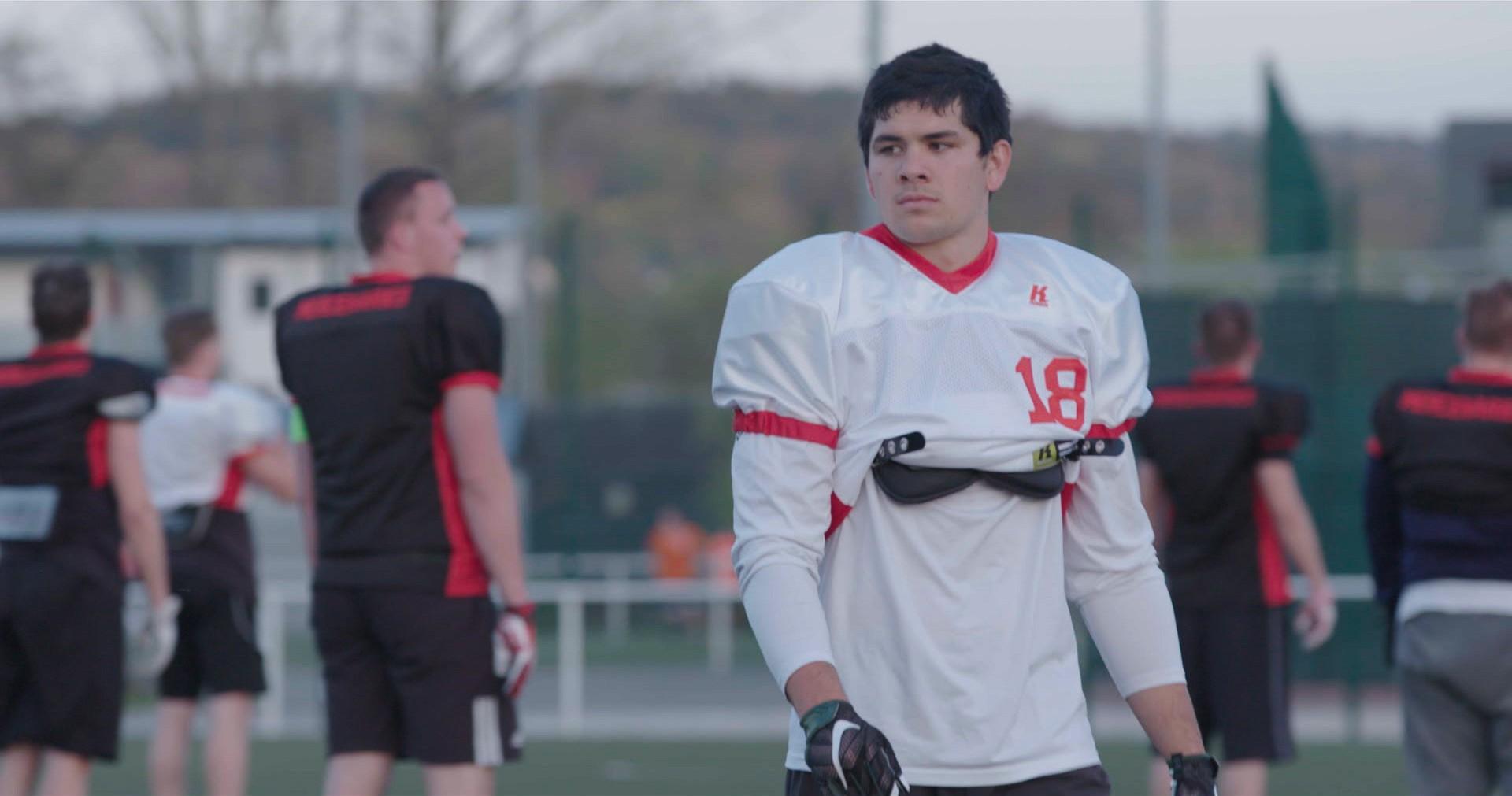 student athlete HBO documentary NCAA