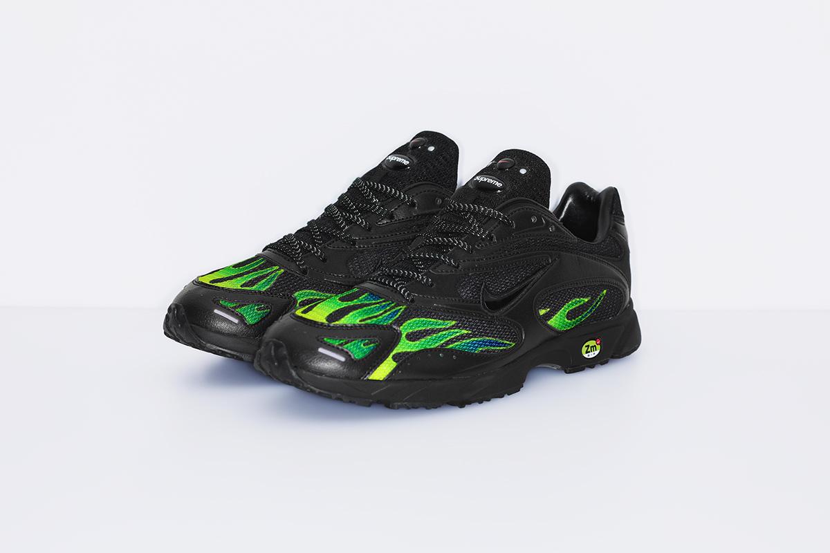 The Supreme x Nike Air Streak Spectrum Plus Pack Drops This