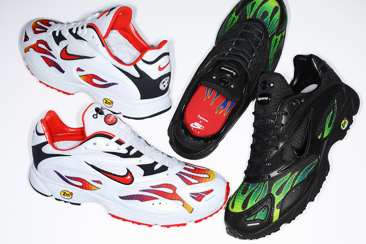 supreme nike air streak spectrum plus pack