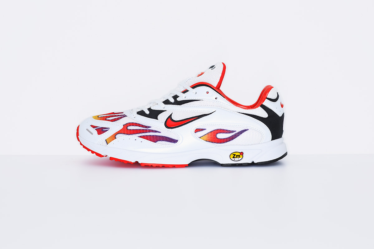 supreme nike air streak spectrum plus white