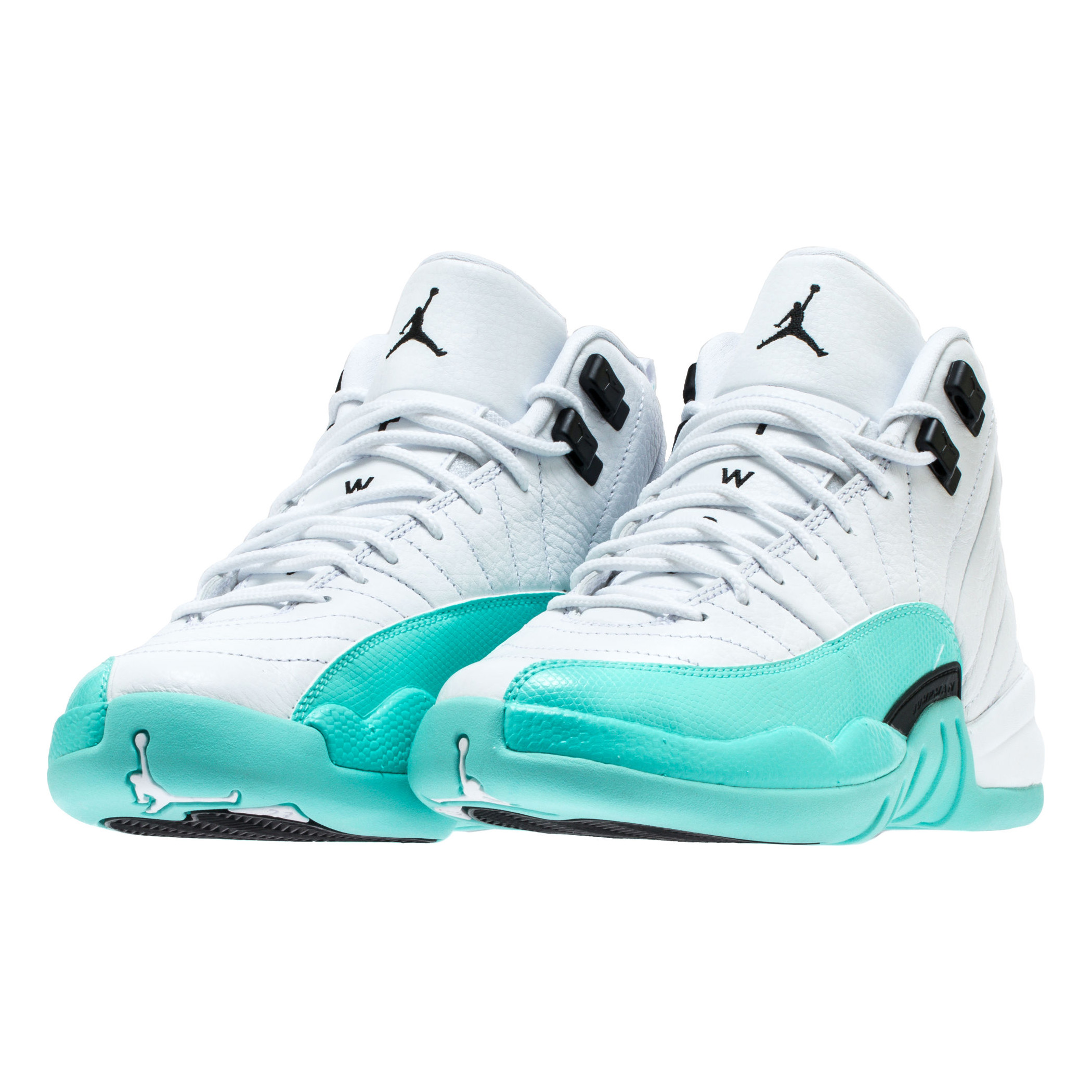 best website 908a9 cb6e8 Check Out This 'Light Aqua' Air Jordan 12 Retro - WearTesters