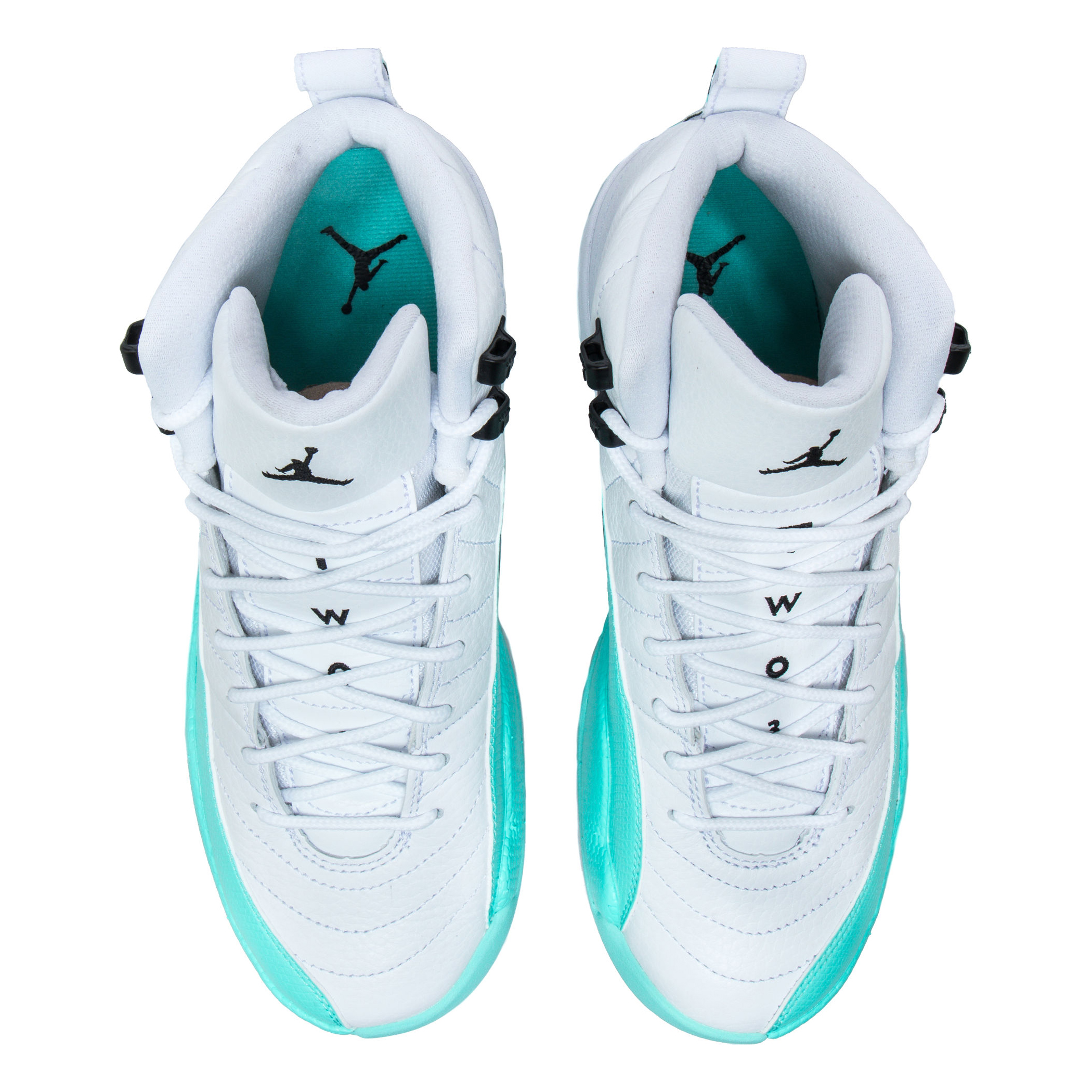 best website e74bf 93c34 Check Out This 'Light Aqua' Air Jordan 12 Retro - WearTesters