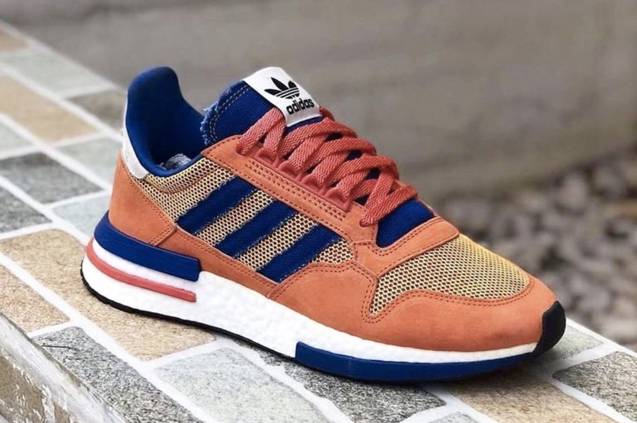 Dragon Ball Z Inspired adidas ZX 500 RM Officially Revealed 1