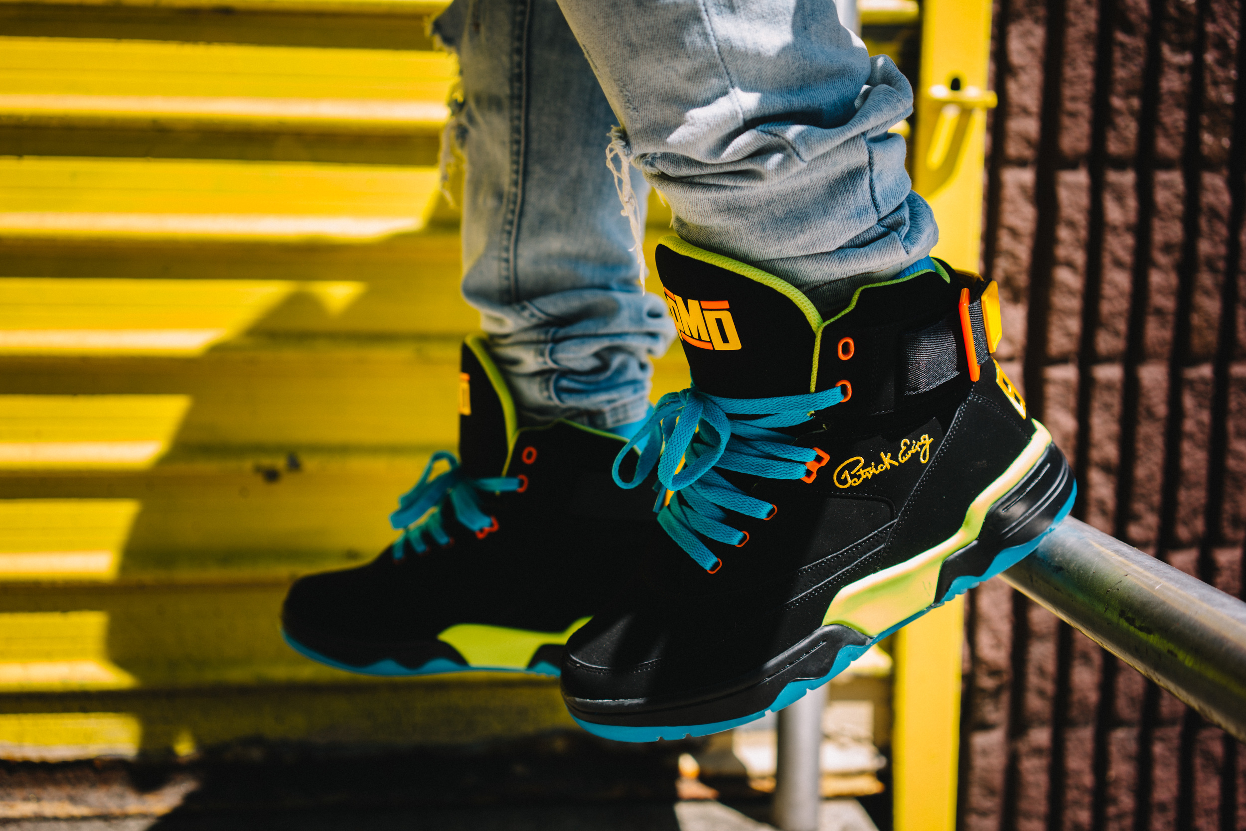 EPMD Ewing 33 Hi strictly business 30th anniversary