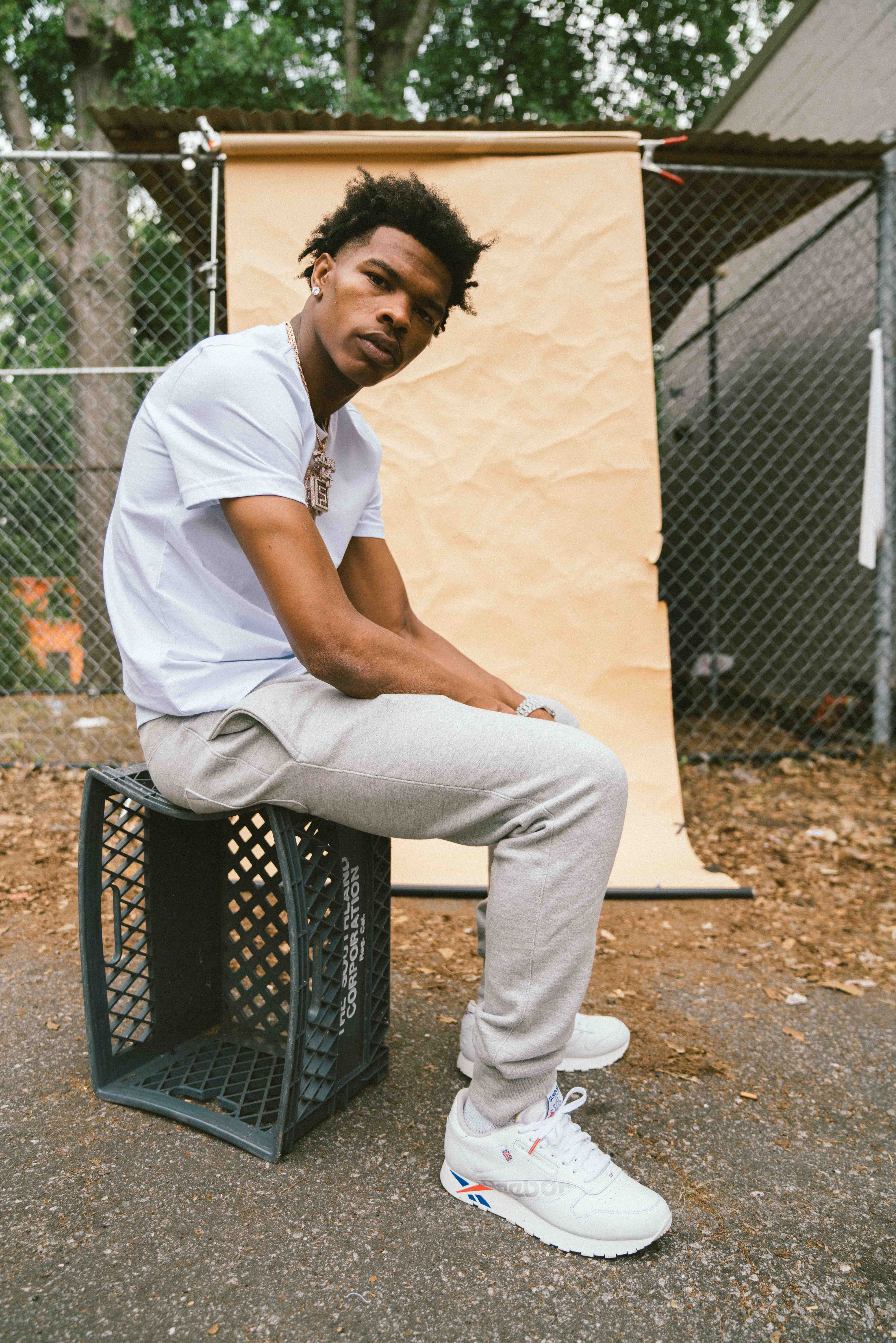 Lil Baby Reebok Classics Alter The Icon 4