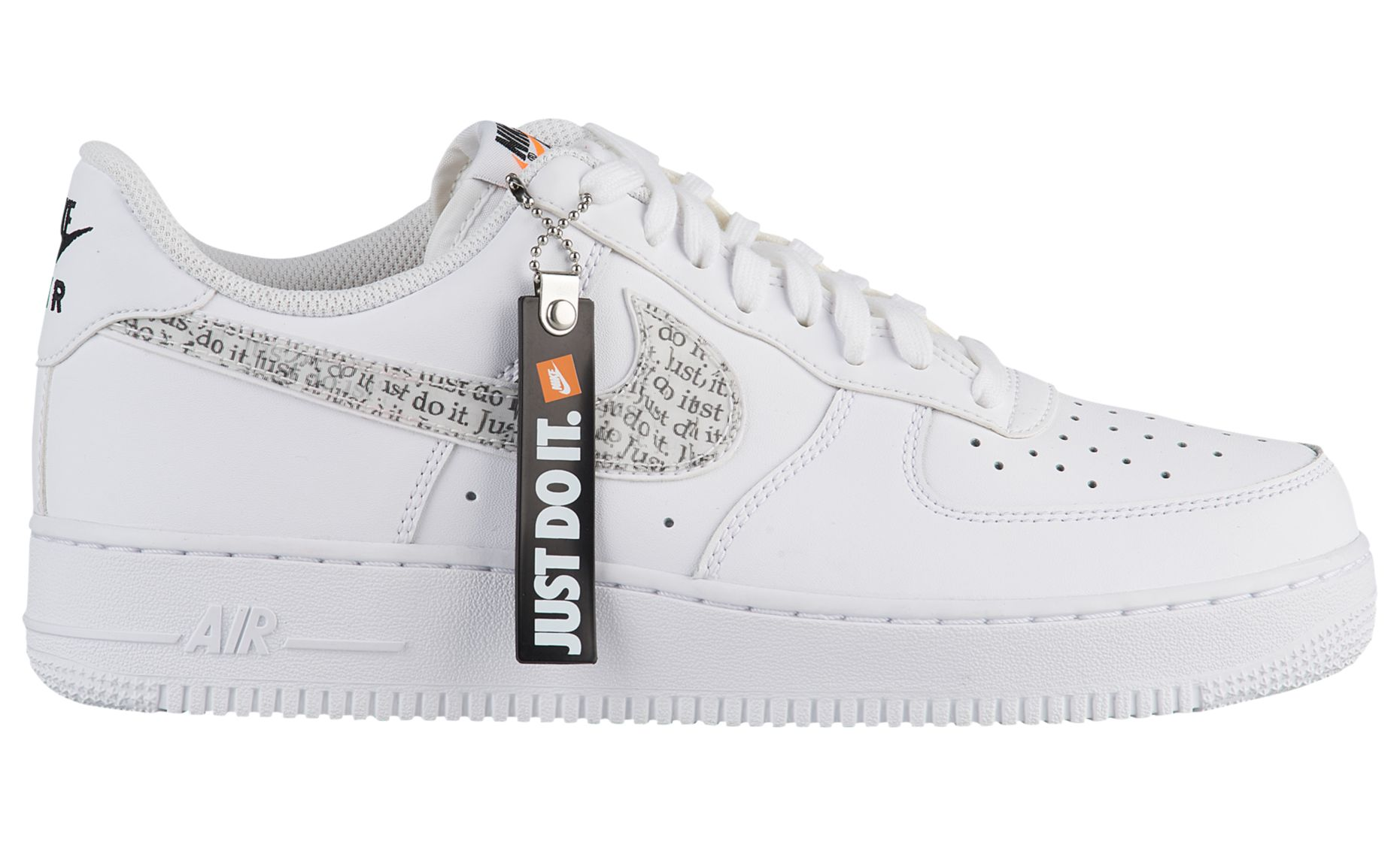 NIKE AIR FORCE 1 07 LV8 JDI WHITE 1 WearTesters