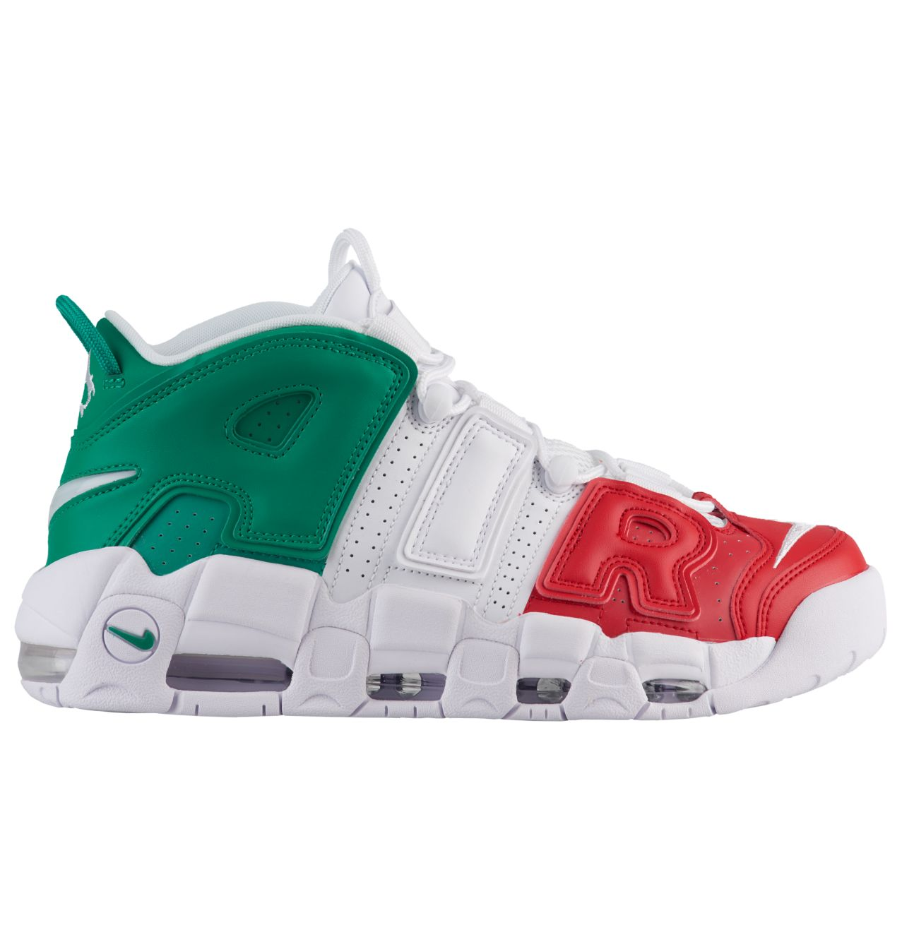 nike air more uptempo 96 rosse