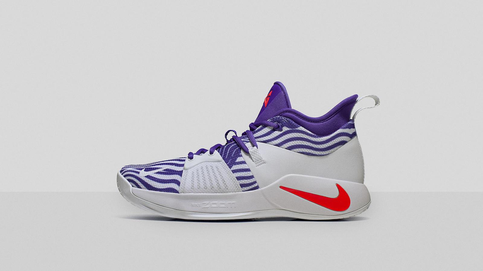 Nike PG 2 2018 WNBA All-Star Game PE Collection