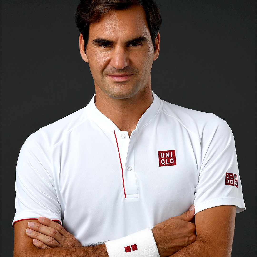 Roger Federer Joins Uniqlo After 21-year Run With Nike1