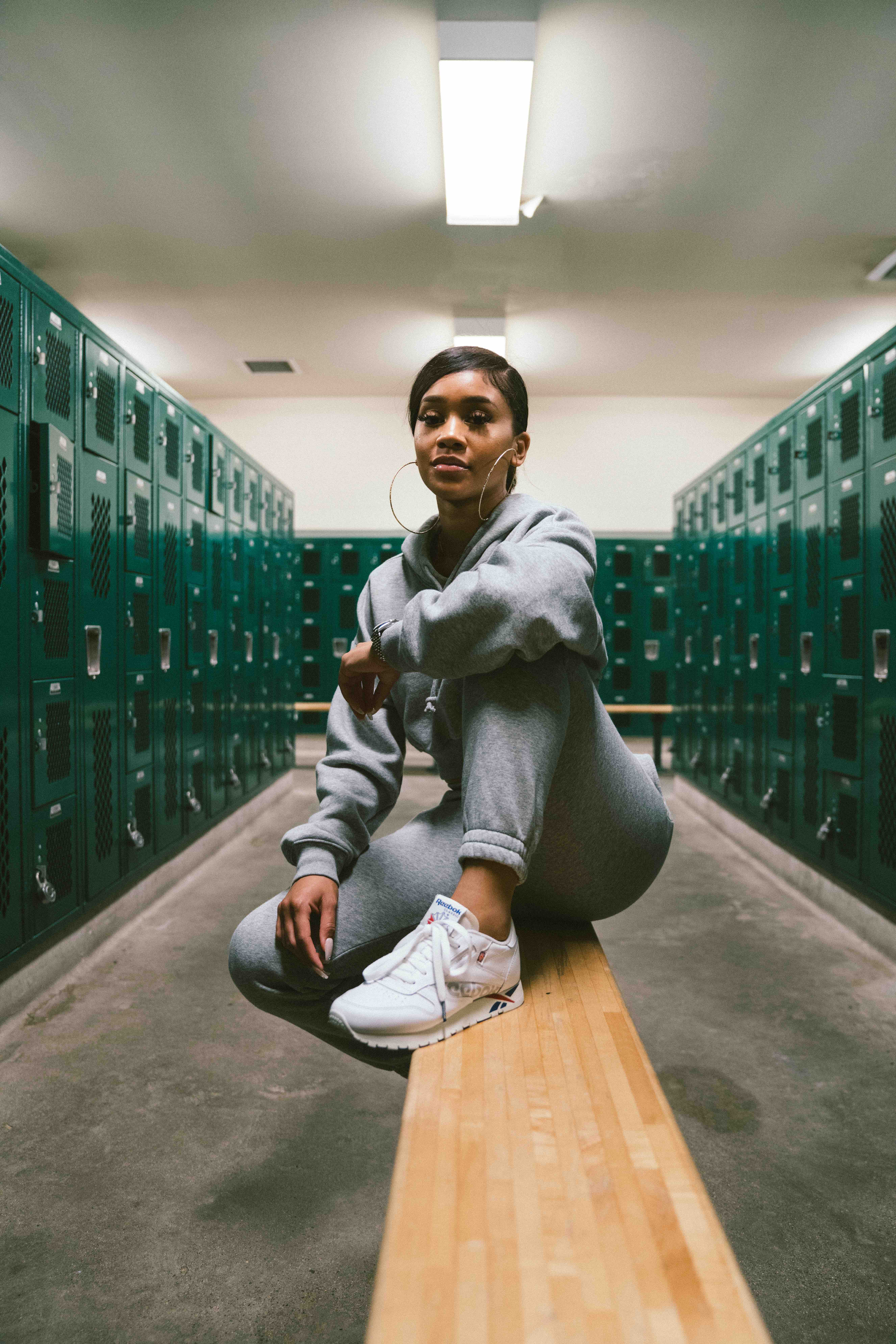 Saweetie Reebok Classics Alter The Icon 6