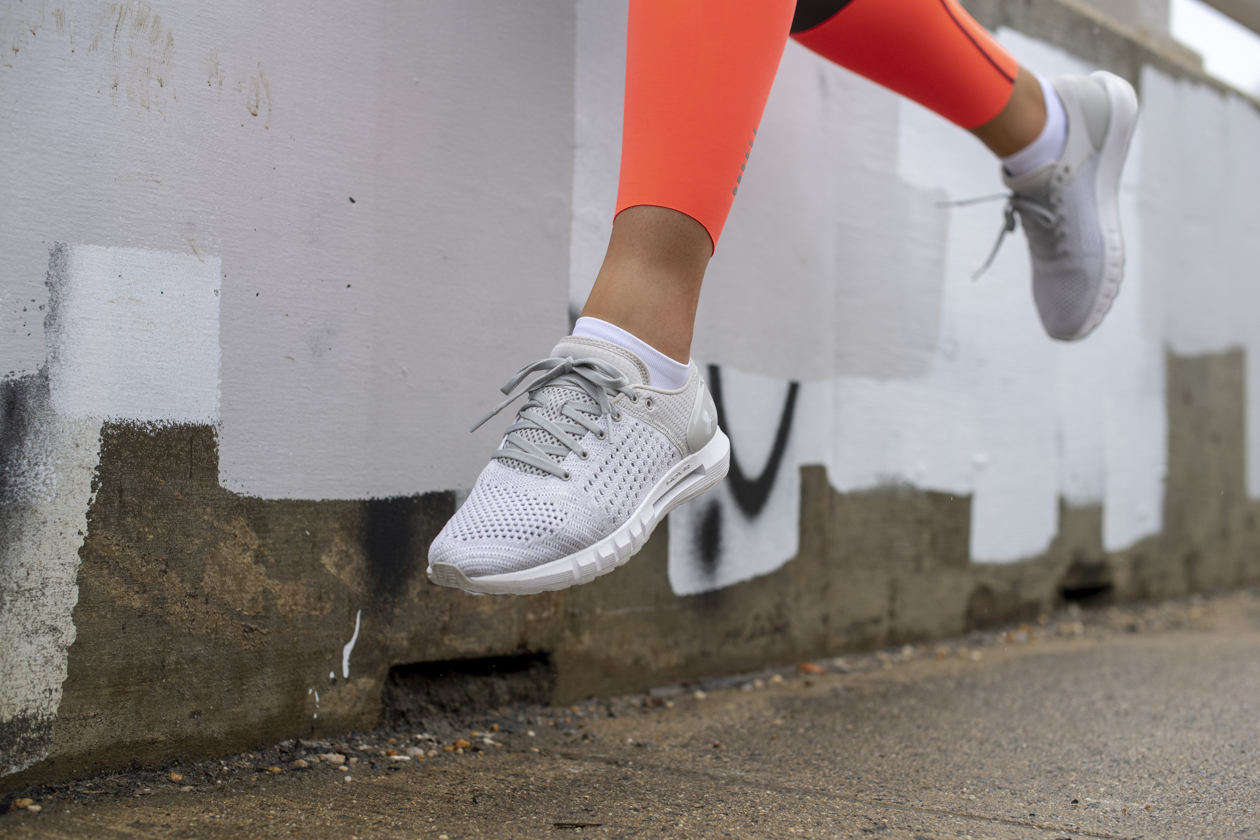 Under Armour HOVR sonic twisted knit