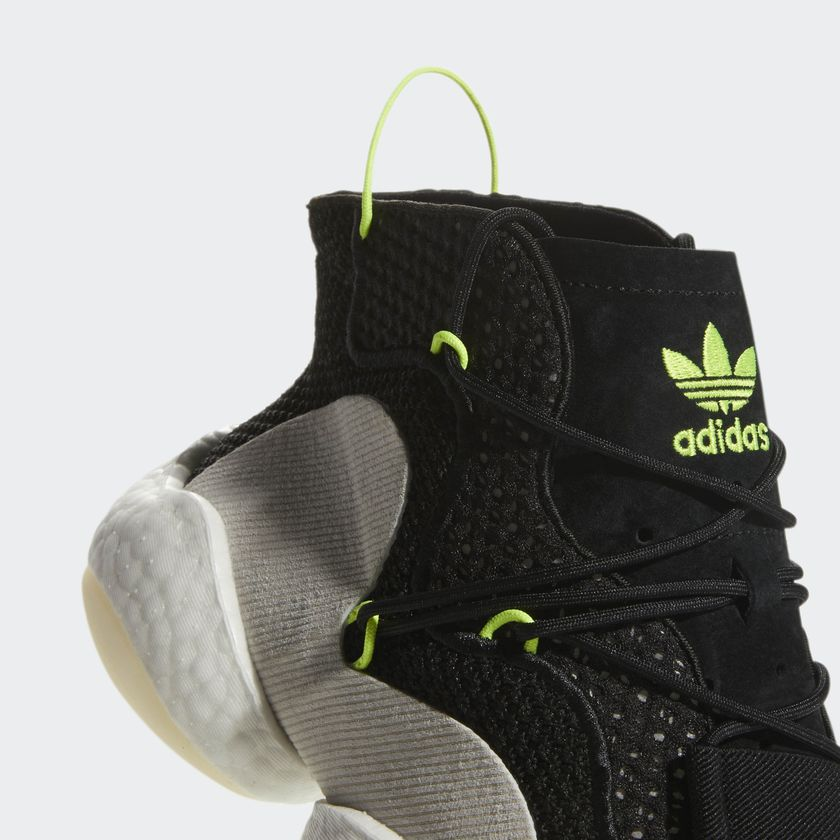 adidas BYW Black:Volt 1