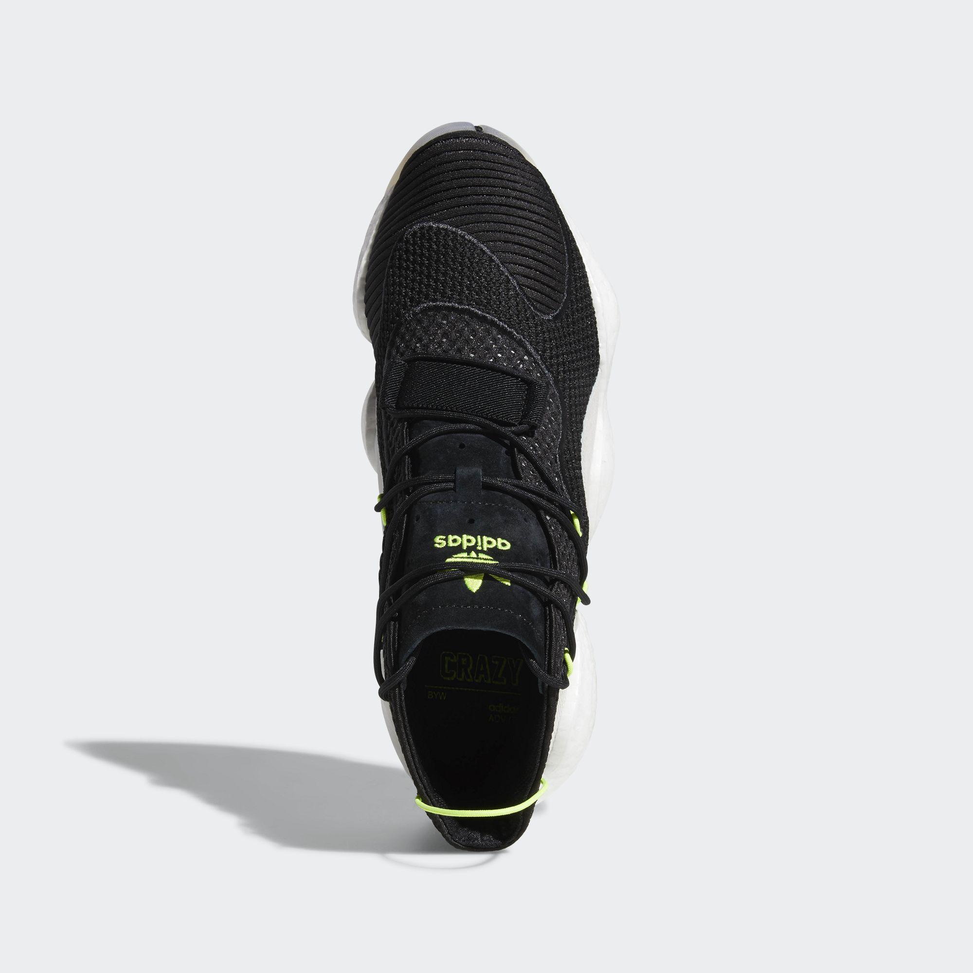 adidas BYW Black:Volt 5