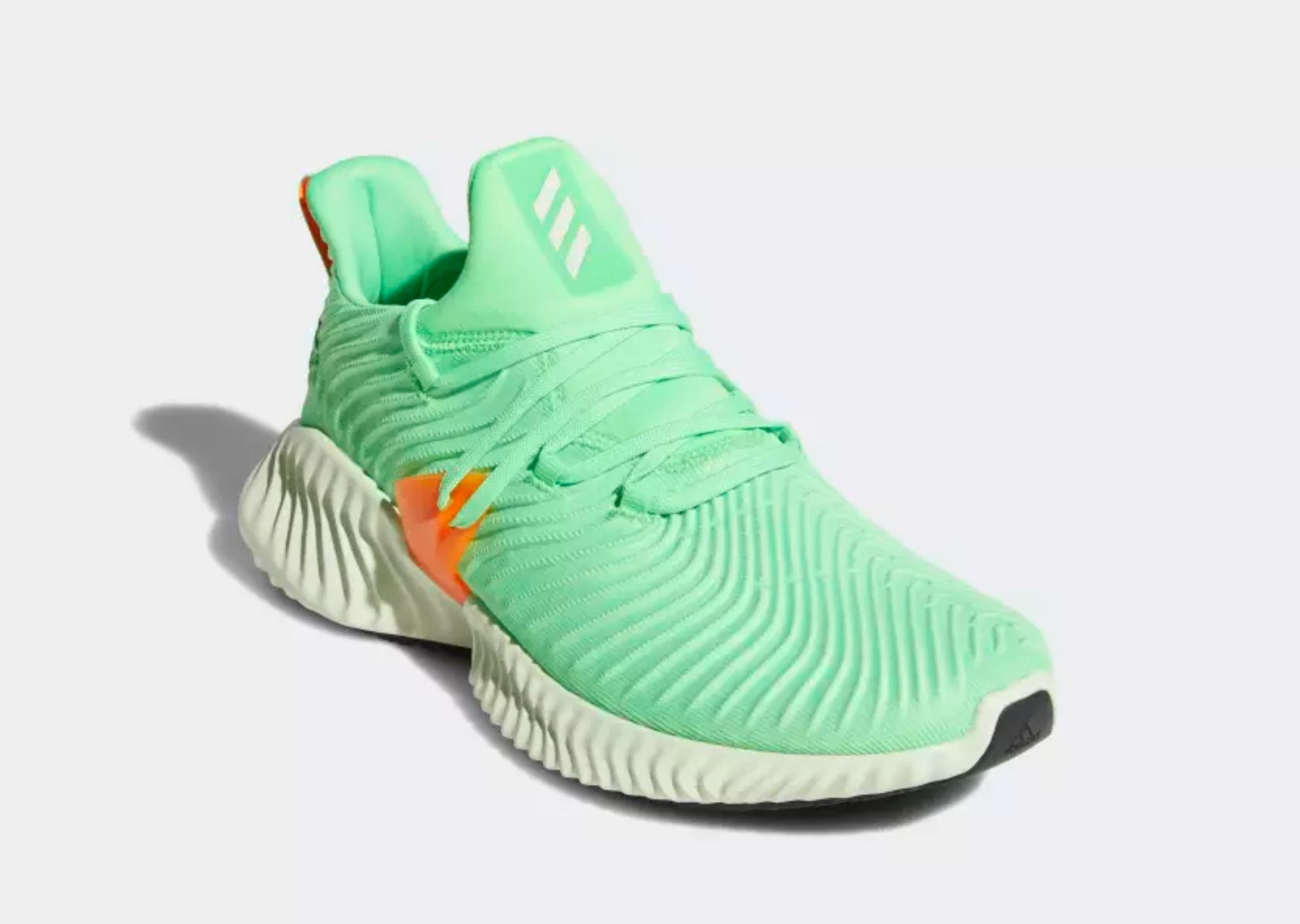 adidas alphabounce instinct shock lime release date