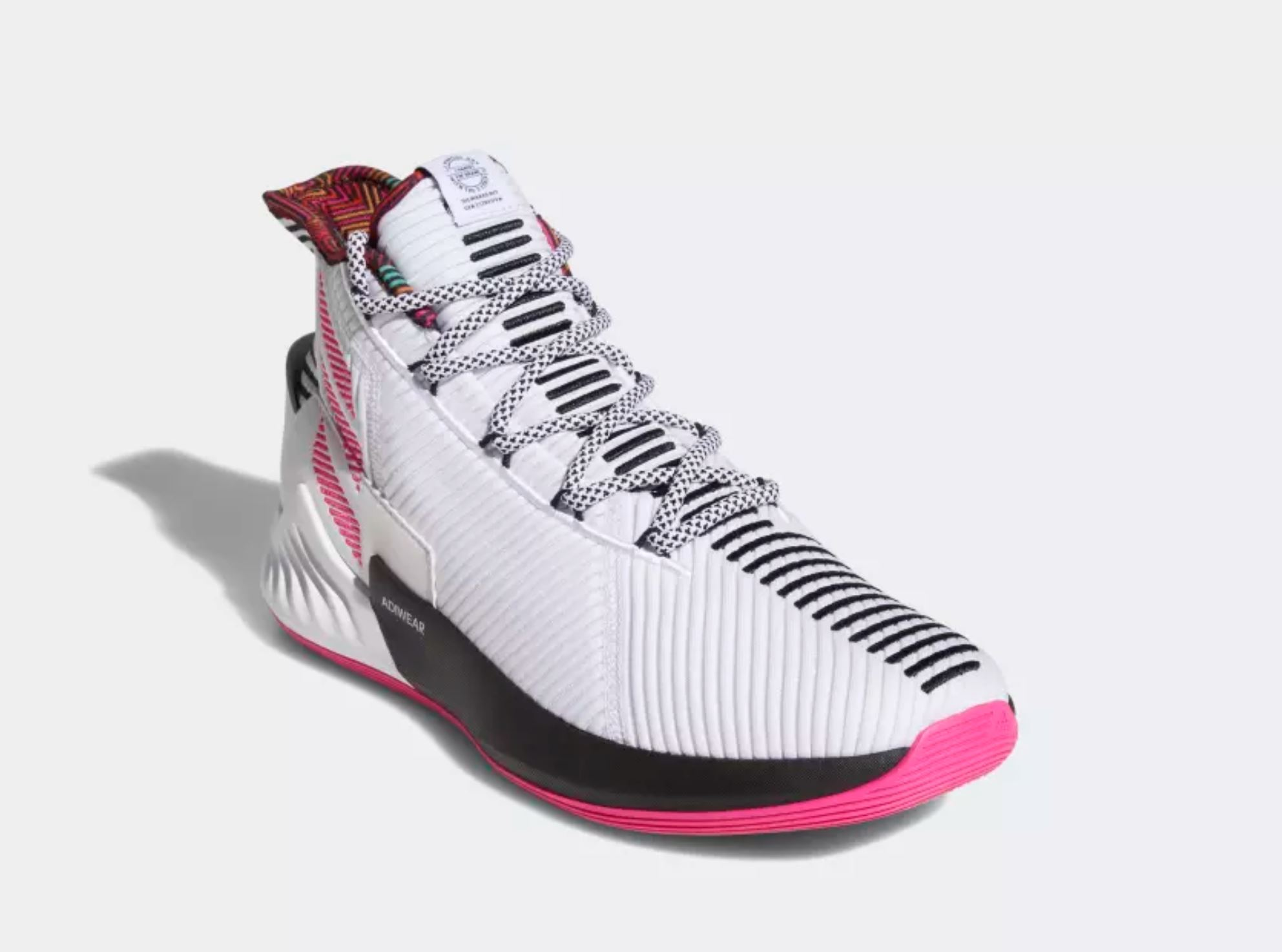 adidas d rose 9 forefoot
