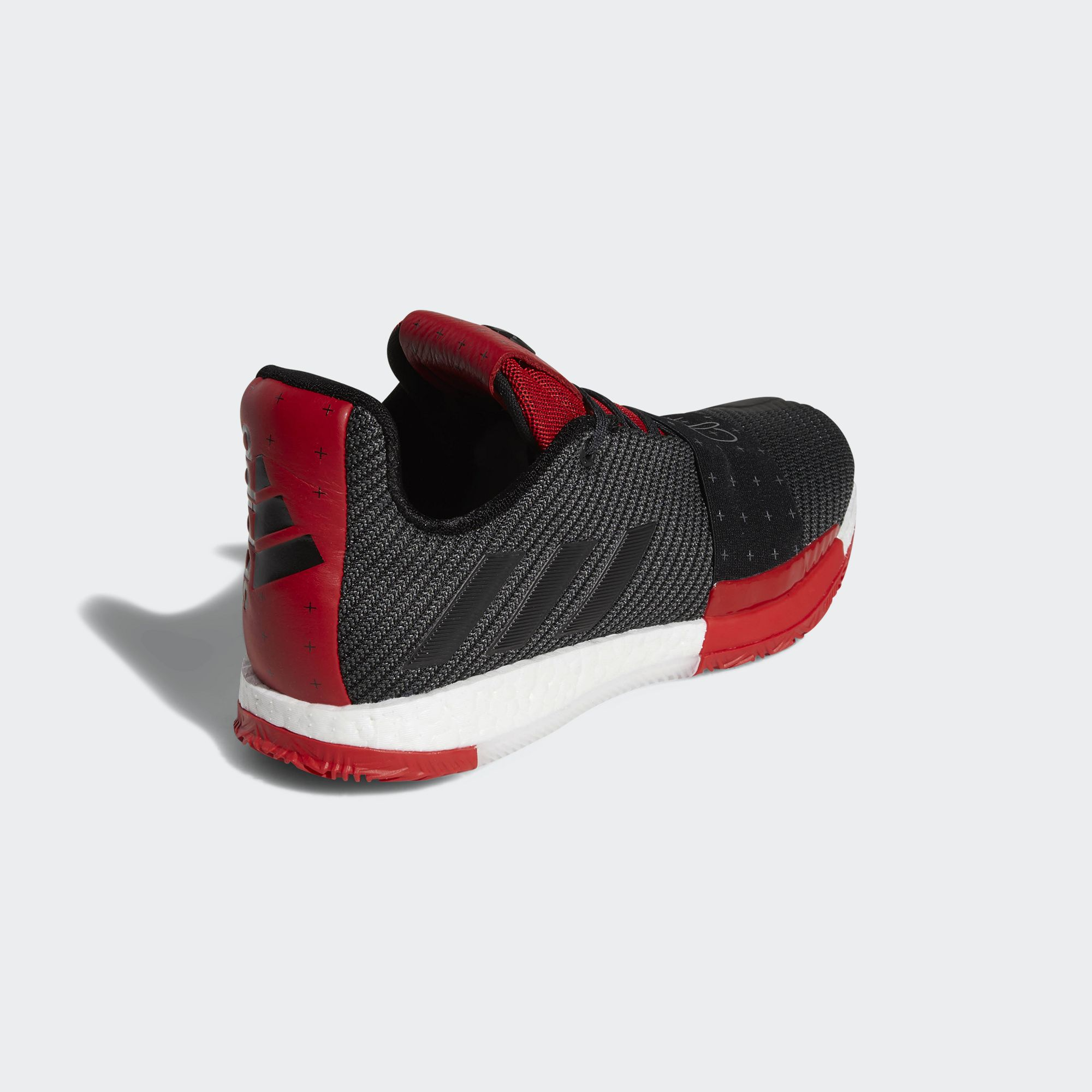 adidas harden vol 3 black red 4